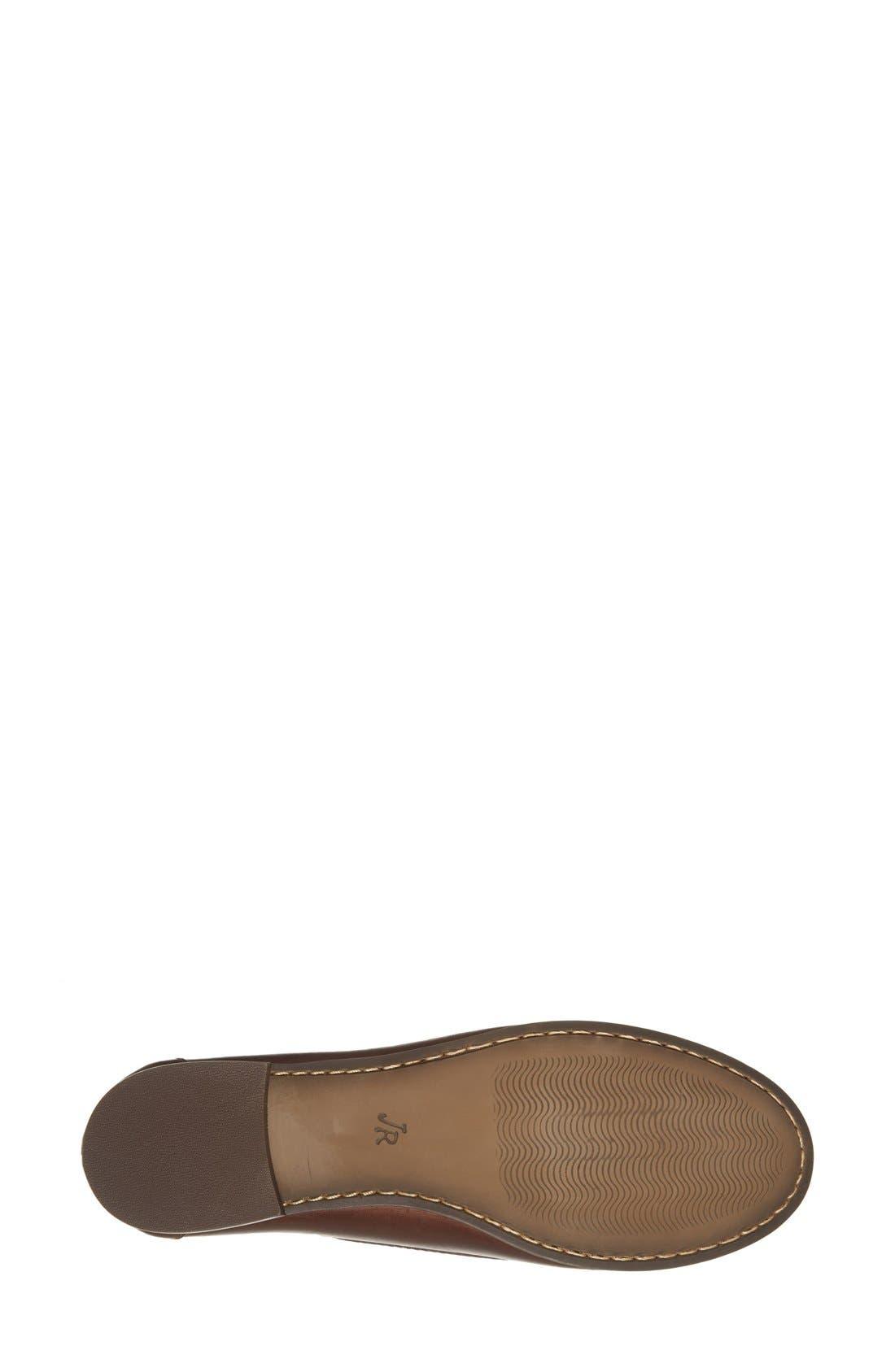 'Quinn' Leather Loafer,                             Alternate thumbnail 21, color,