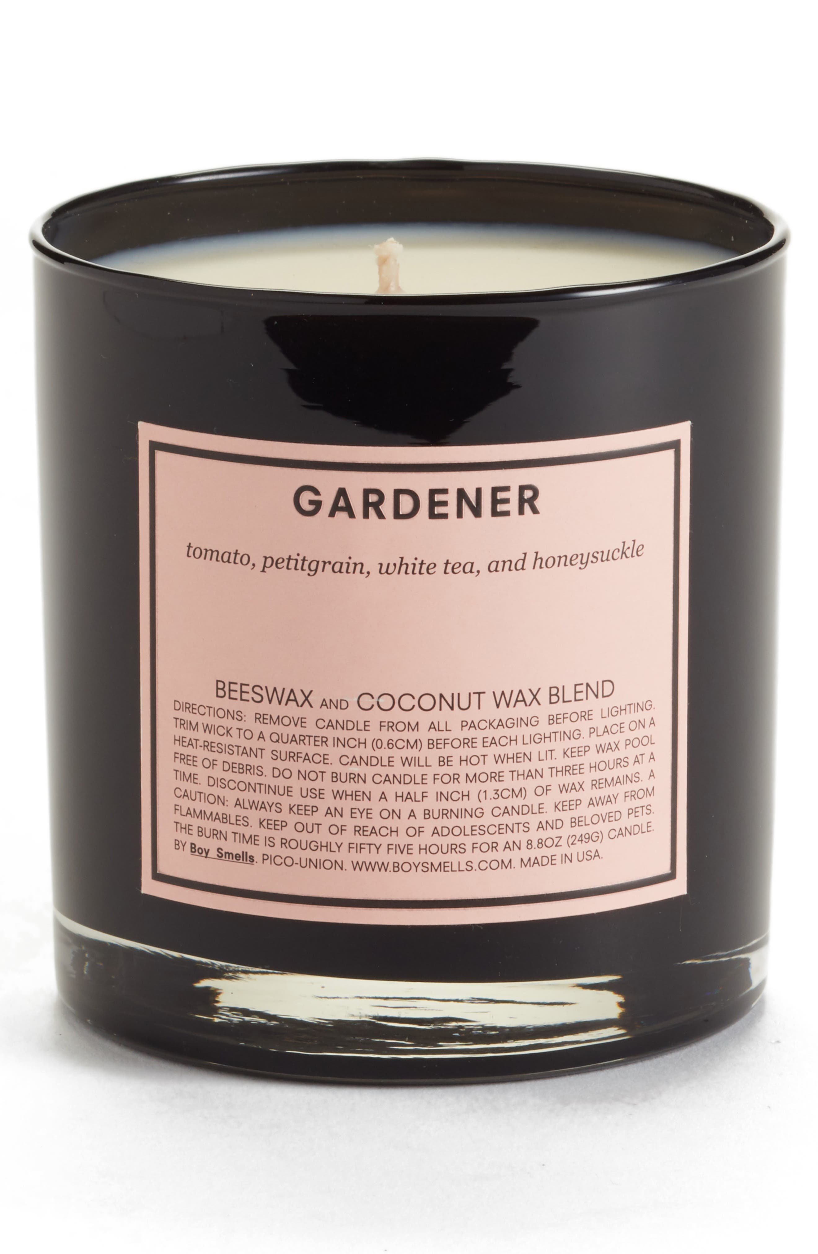 Gardener Scented Candle,                         Main,                         color, NONE