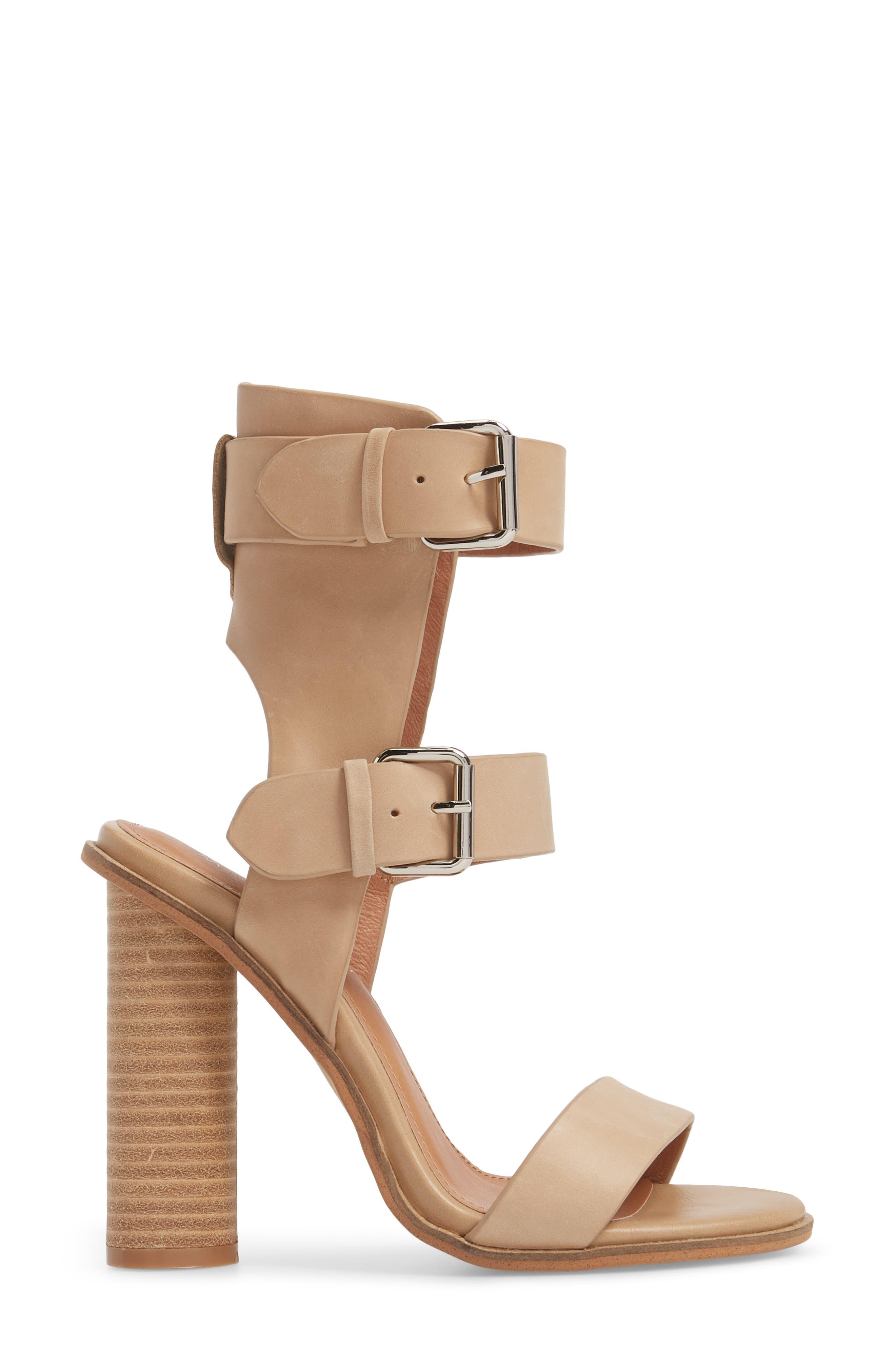 Abeba Block Heel Sandal,                             Alternate thumbnail 9, color,