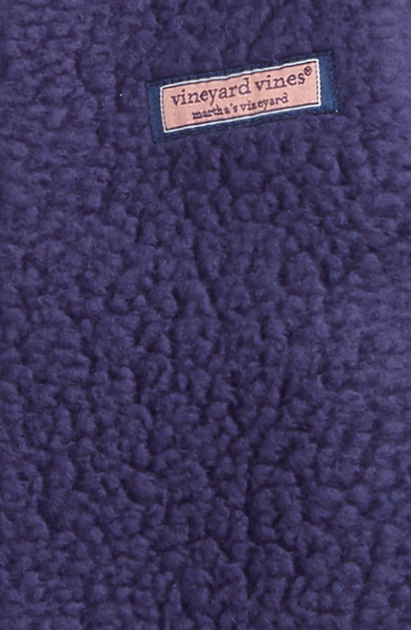 Heritage Fleece Sweatshirt,                             Alternate thumbnail 2, color,                             MOONSHINE