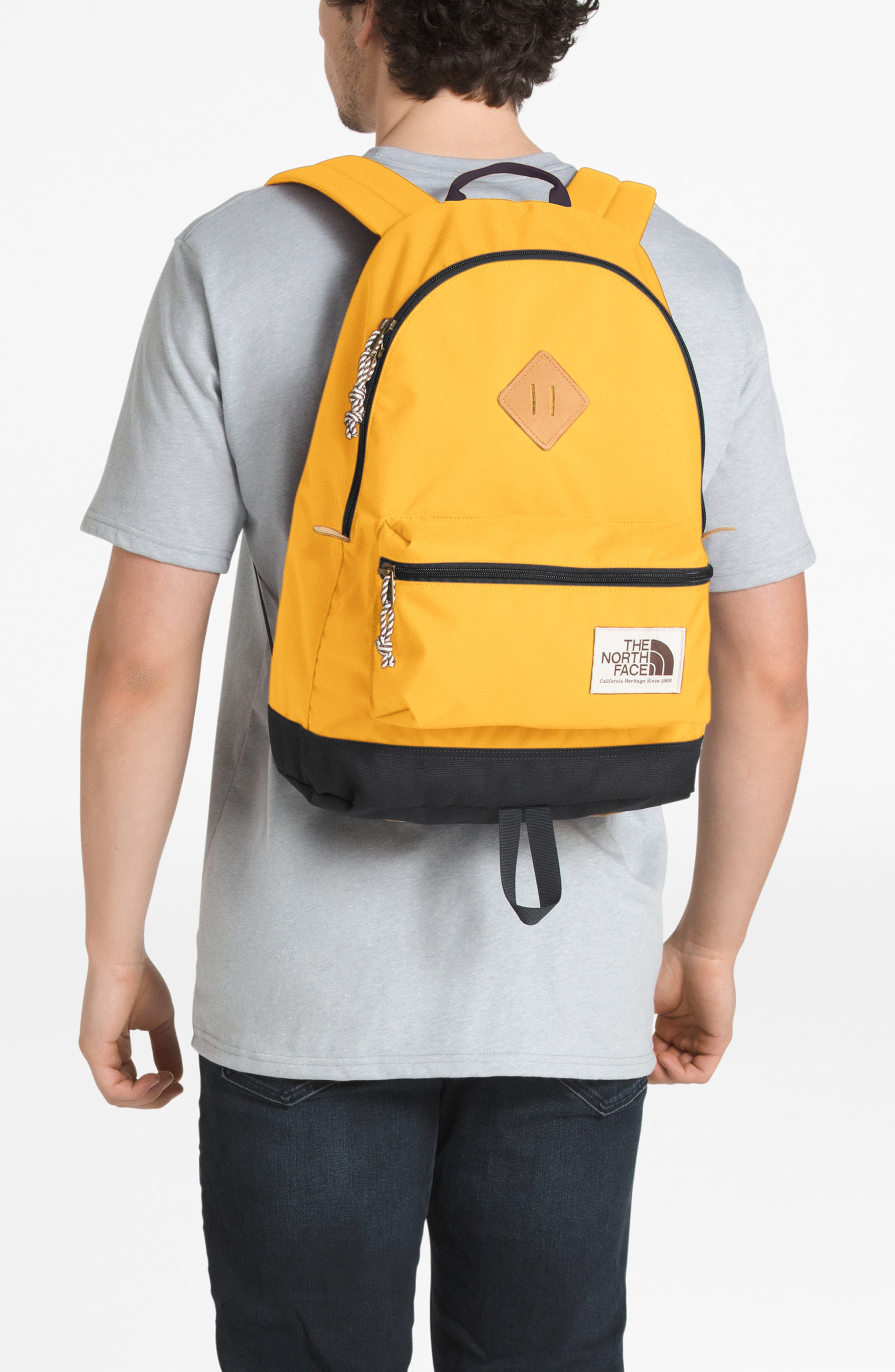 The North Face Berkeley 25-Liter Backpack - Yellow
