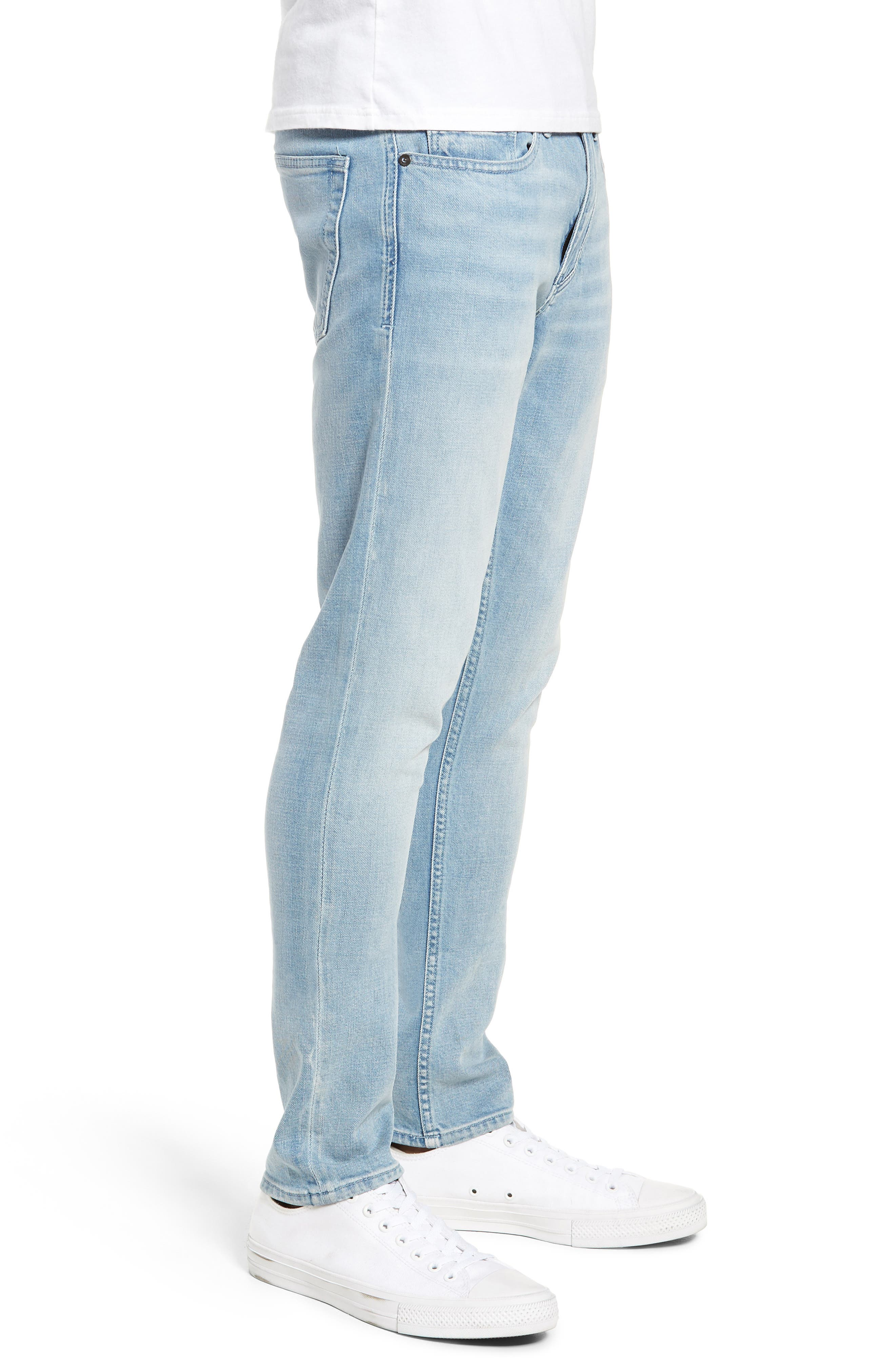 Horatio Skinny Fit Jeans,                             Alternate thumbnail 3, color,                             450