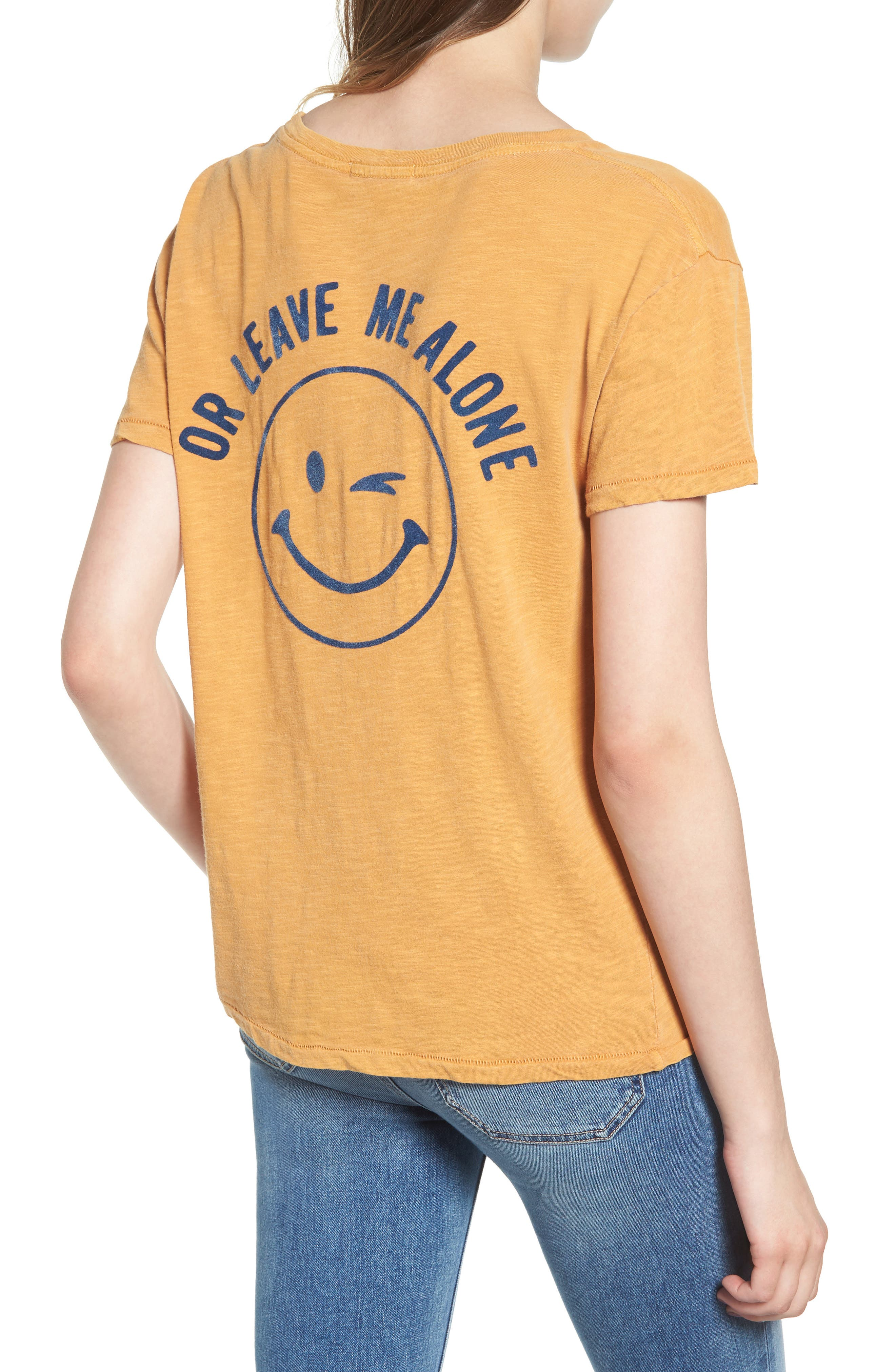 Be Nice Tee,                             Alternate thumbnail 2, color,                             706