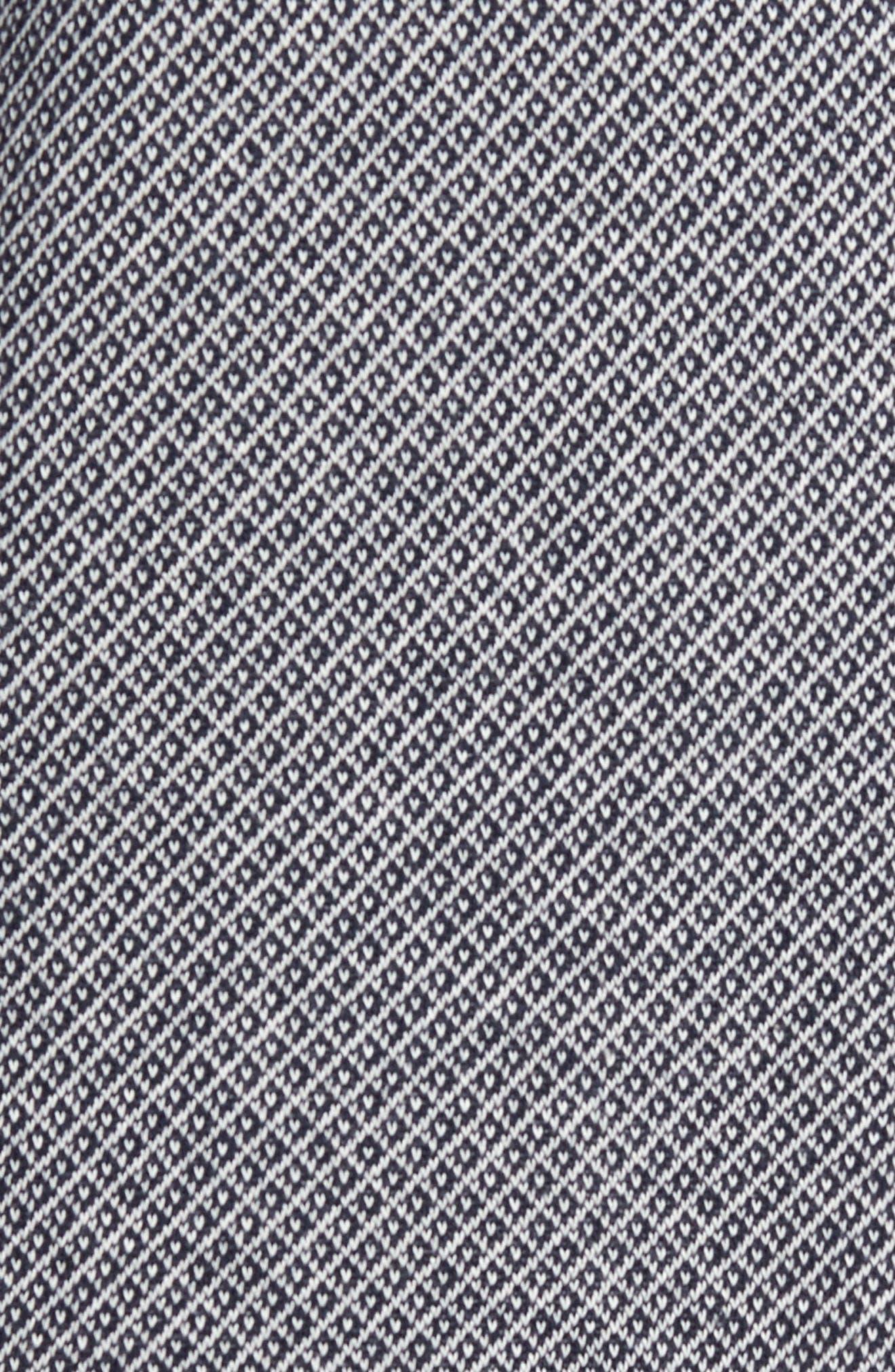 Trim Fit Cotton Blend Blazer,                             Alternate thumbnail 6, color,                             410