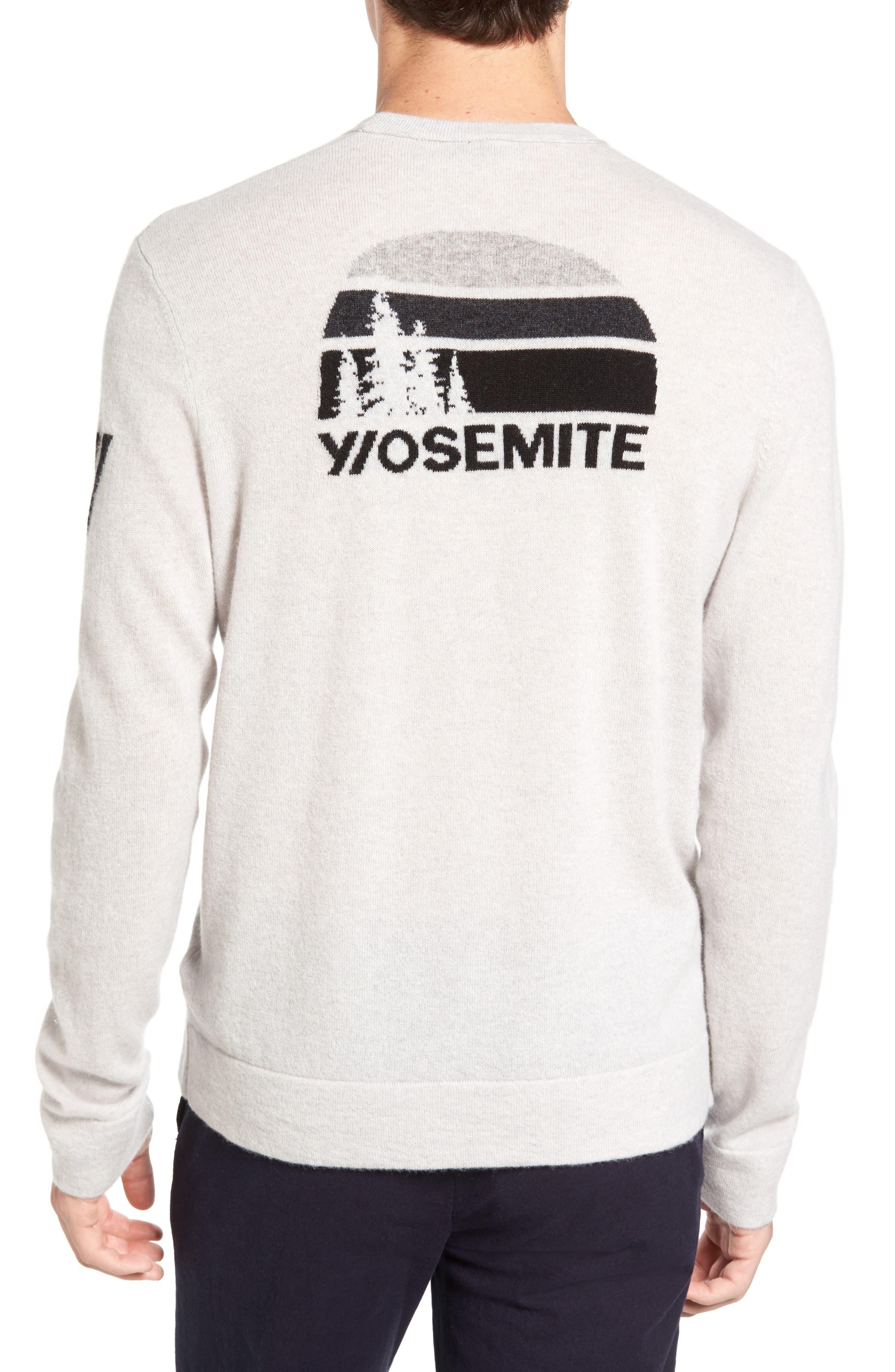 Intarsia Cashmere Sweater,                             Alternate thumbnail 2, color,                             115