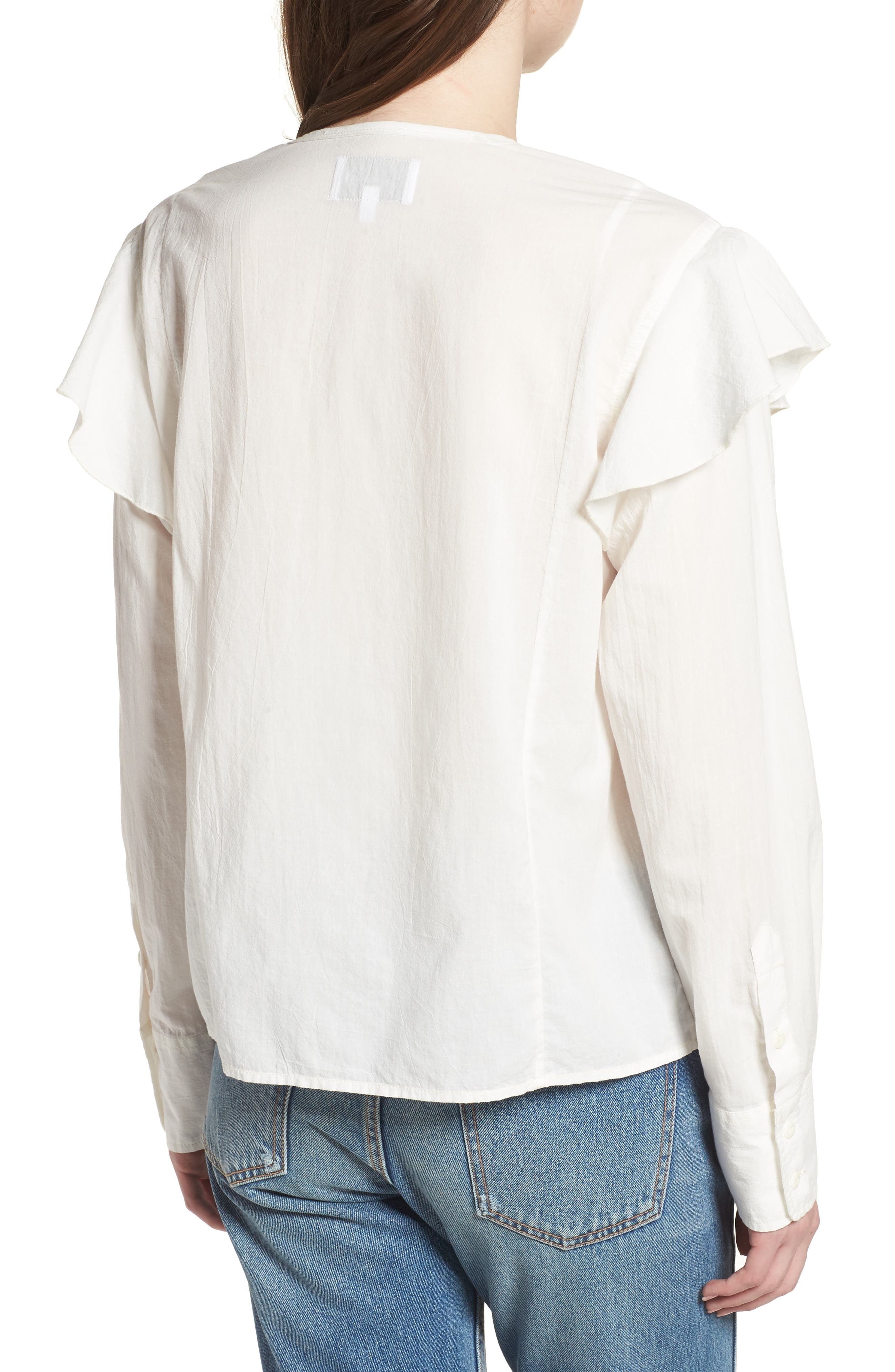 The Asley Shirt,                             Alternate thumbnail 2, color,                             124