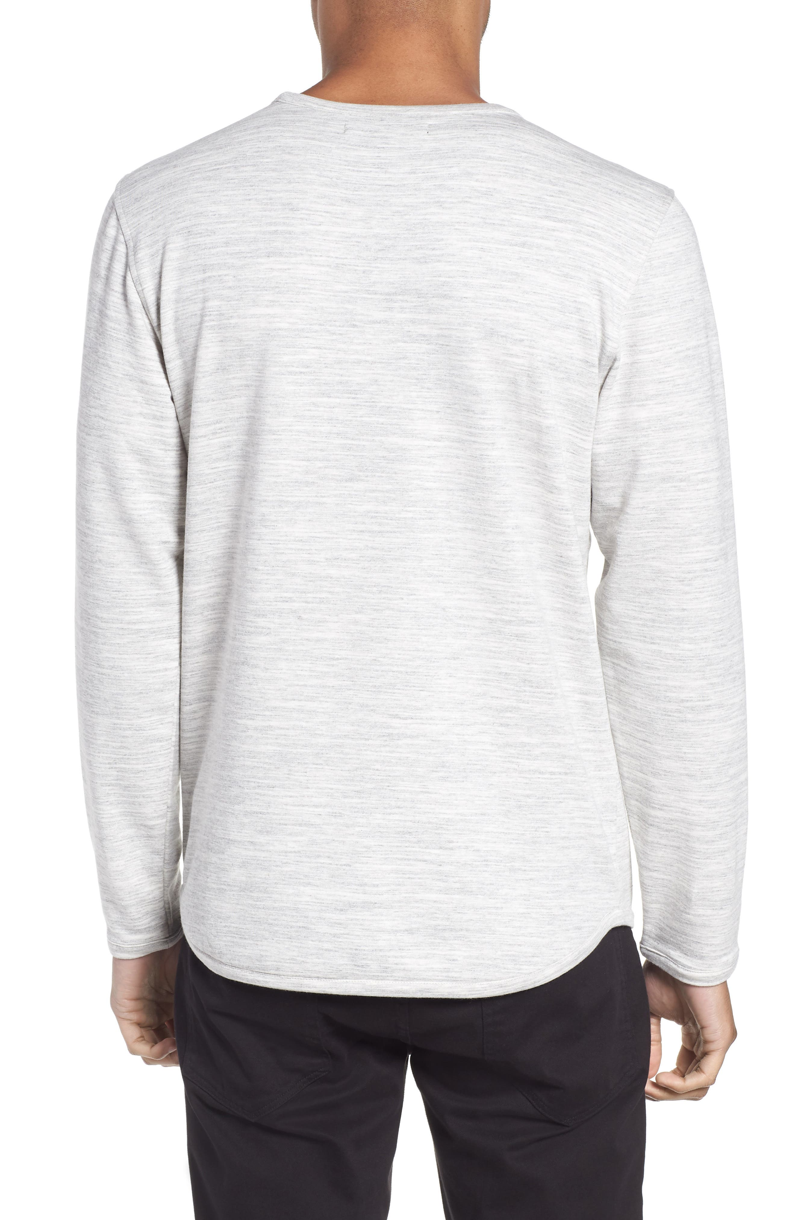 Long Sleeve T-Shirt,                             Alternate thumbnail 2, color,                             029