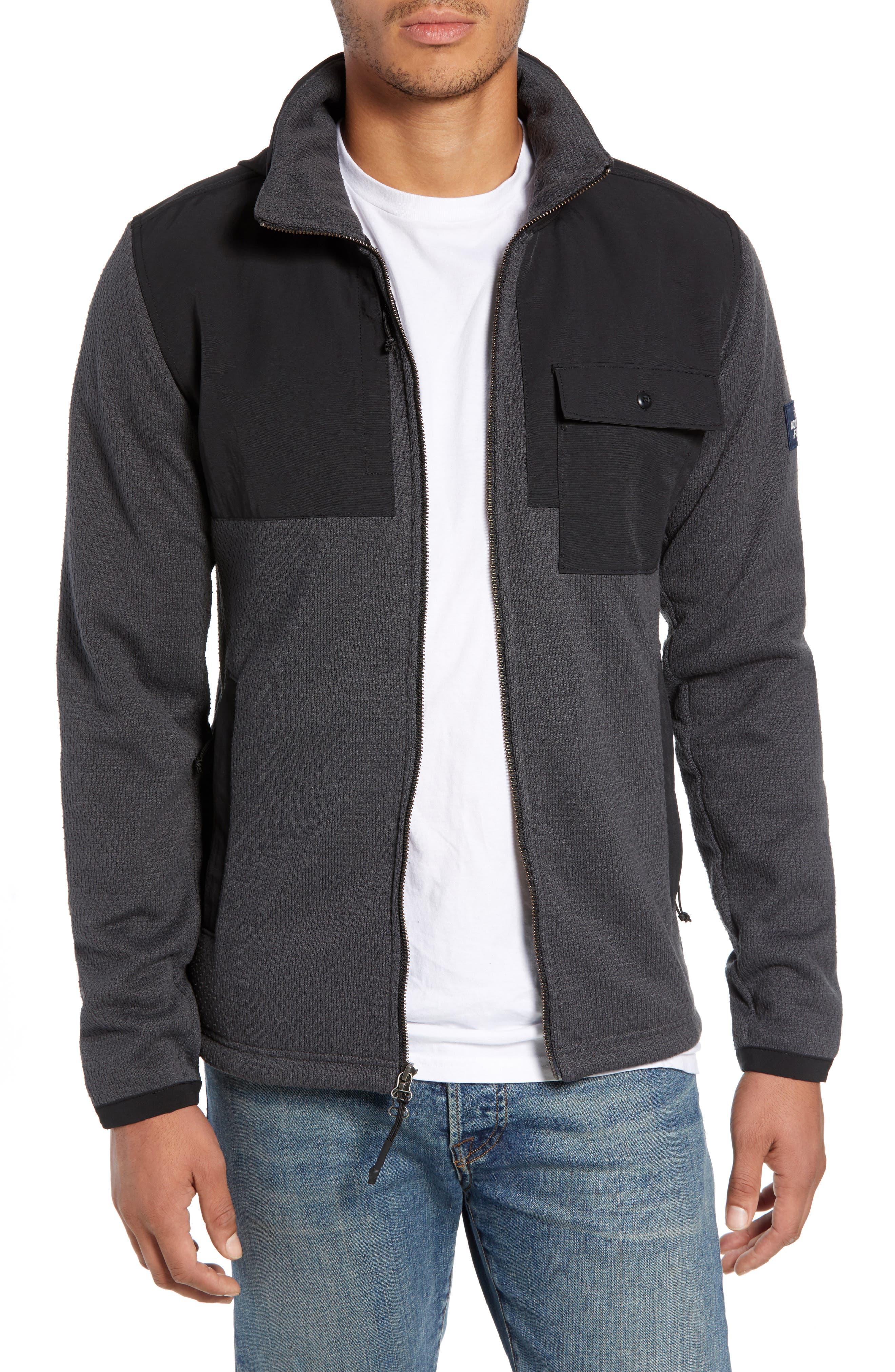 Be-Layed Back Jacket,                         Main,                         color, ASPHALT GREY