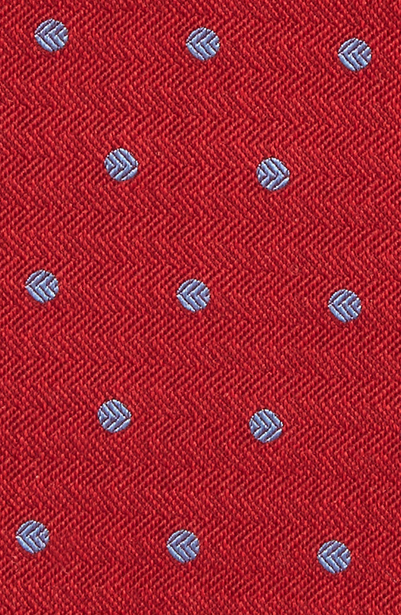 Dot Hitch Pocket Square,                             Alternate thumbnail 9, color,