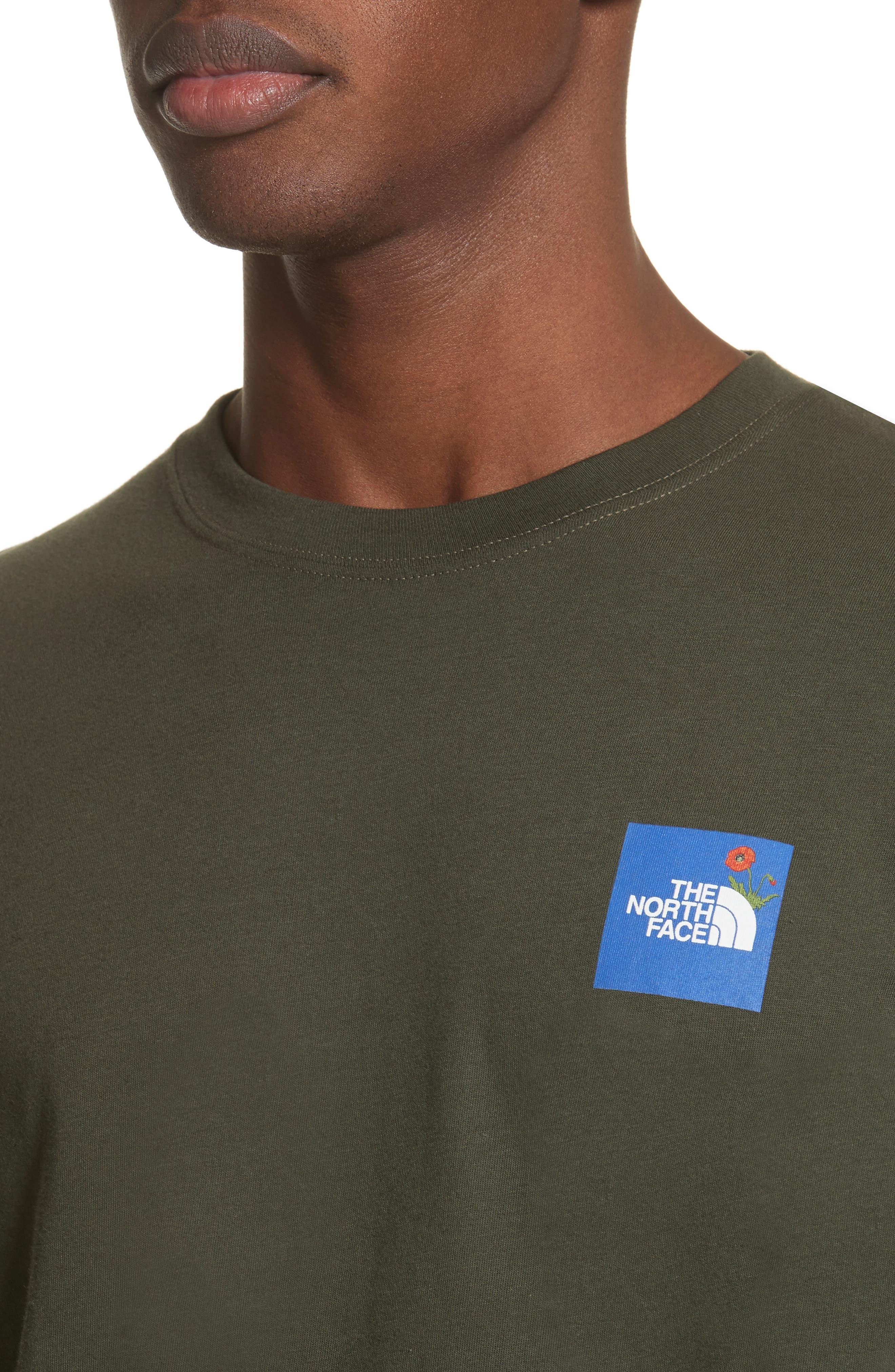 Graphic Unisex T-Shirt,                             Alternate thumbnail 10, color,