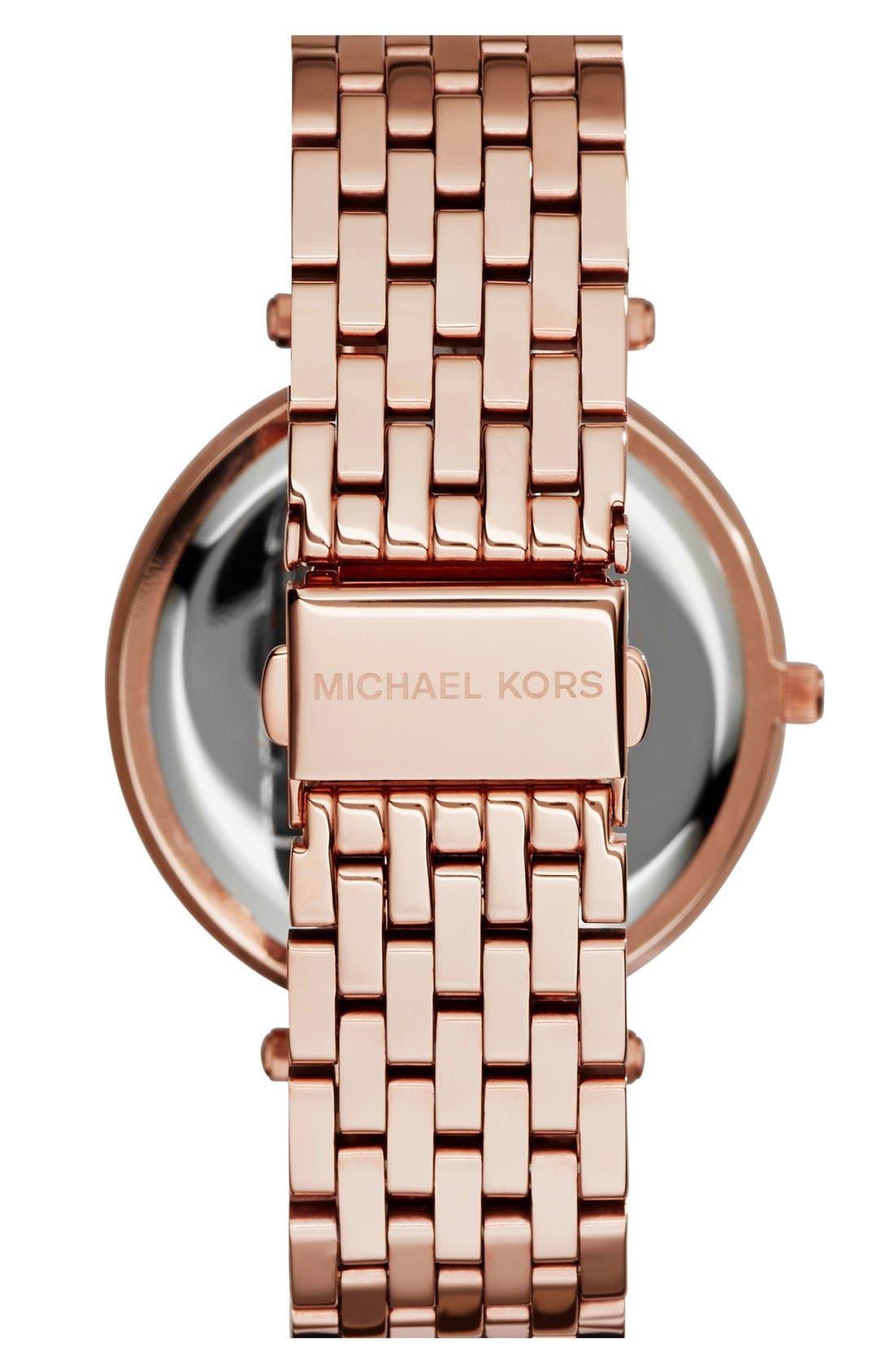 'Darci' Round Bracelet Watch, 39mm,                             Alternate thumbnail 54, color,