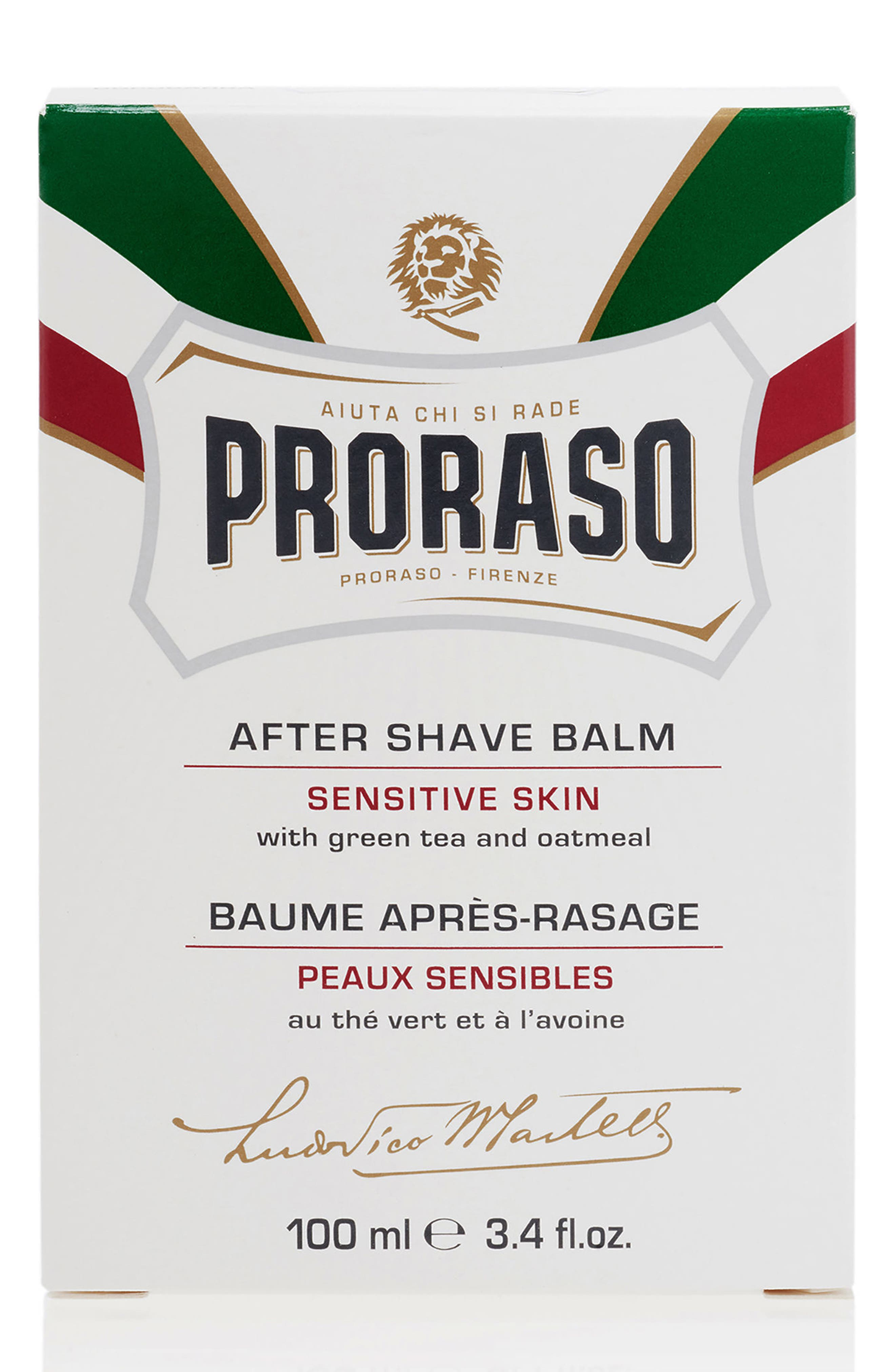Men's Grooming Shaving Foam for Sensitive Skin,                             Alternate thumbnail 2, color,                             NO COLOR