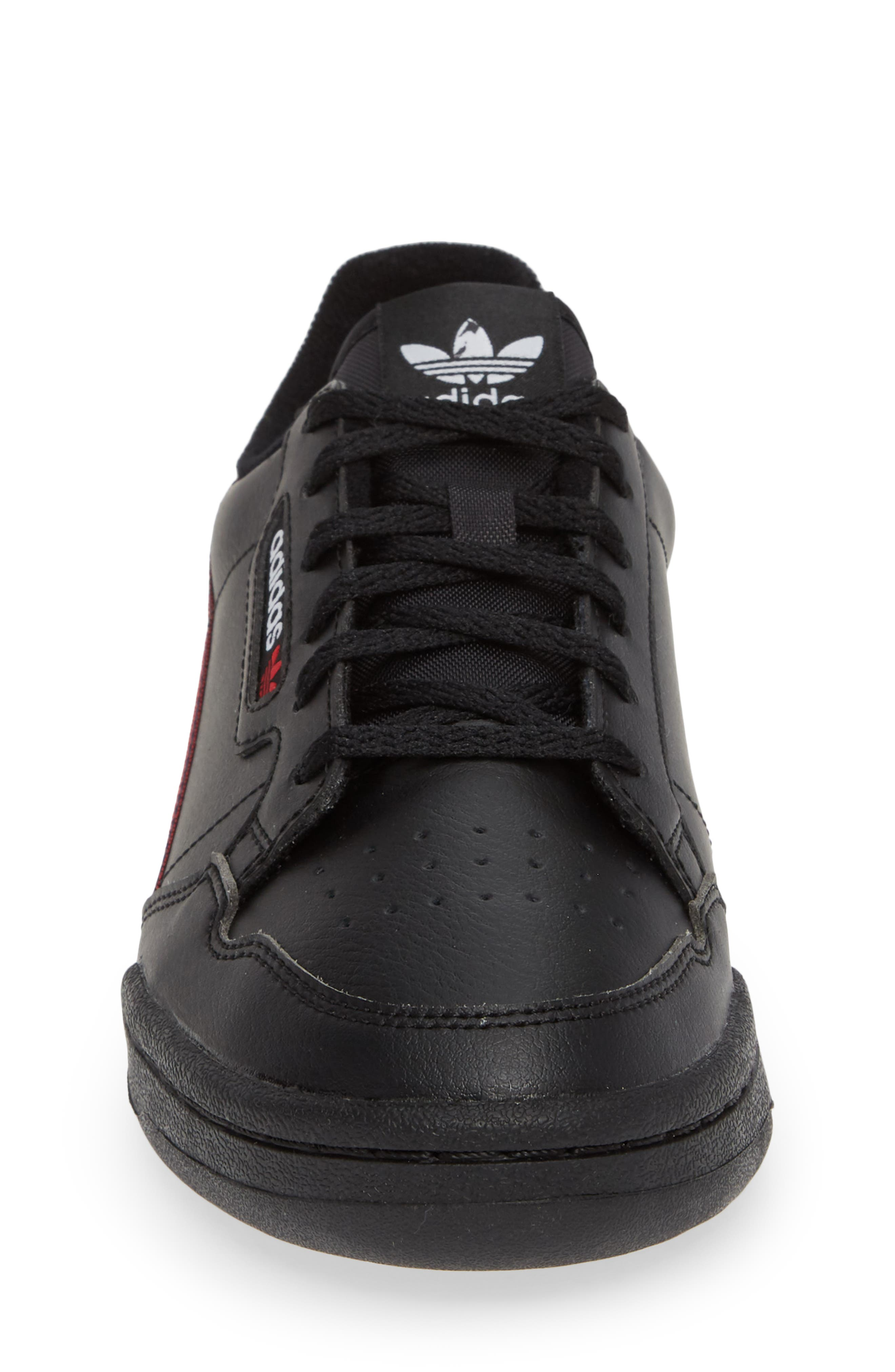 Continental 80 Sneaker,                             Alternate thumbnail 4, color,                             CORE BLACK