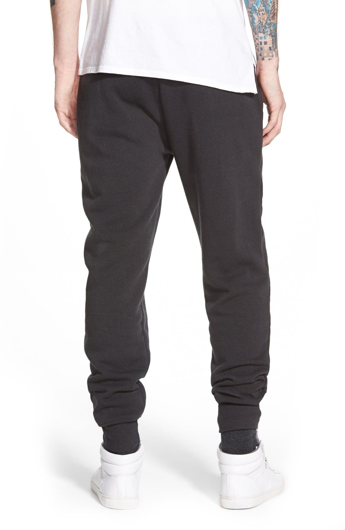 'Dodgeball' Eco Fleece Sweatpants,                             Alternate thumbnail 19, color,