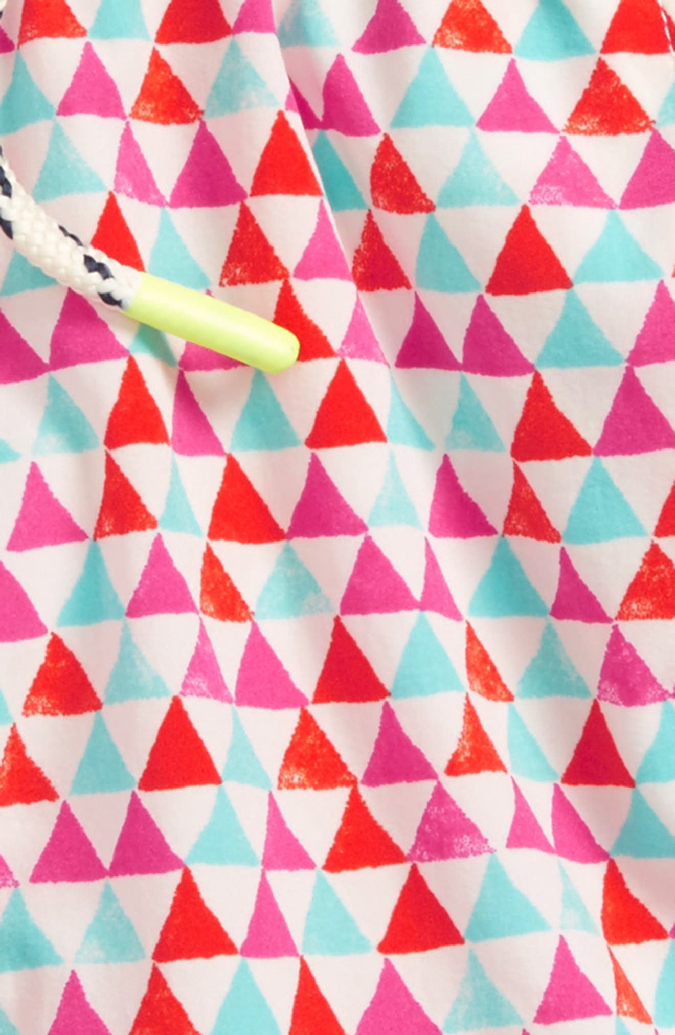 Print Swim Trunks,                             Alternate thumbnail 2, color,                             659
