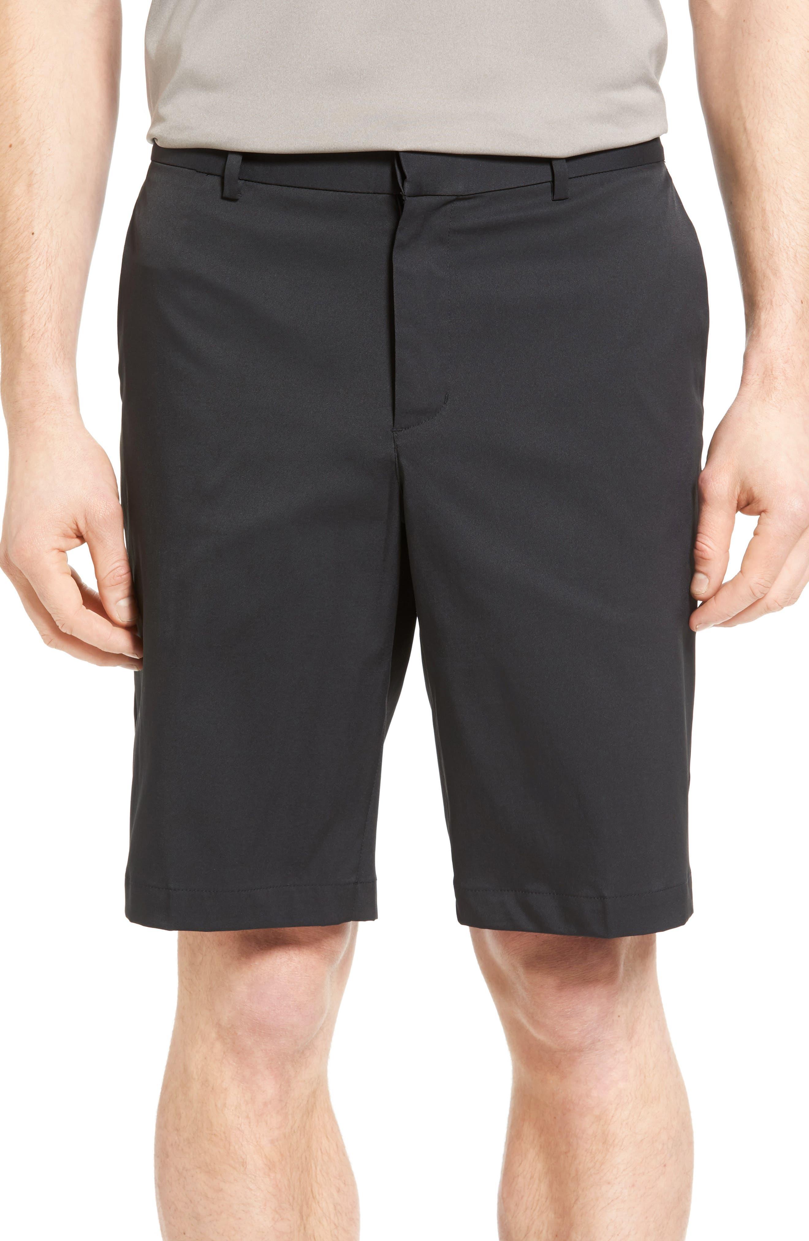 Flat Front Golf Shorts,                             Main thumbnail 4, color,