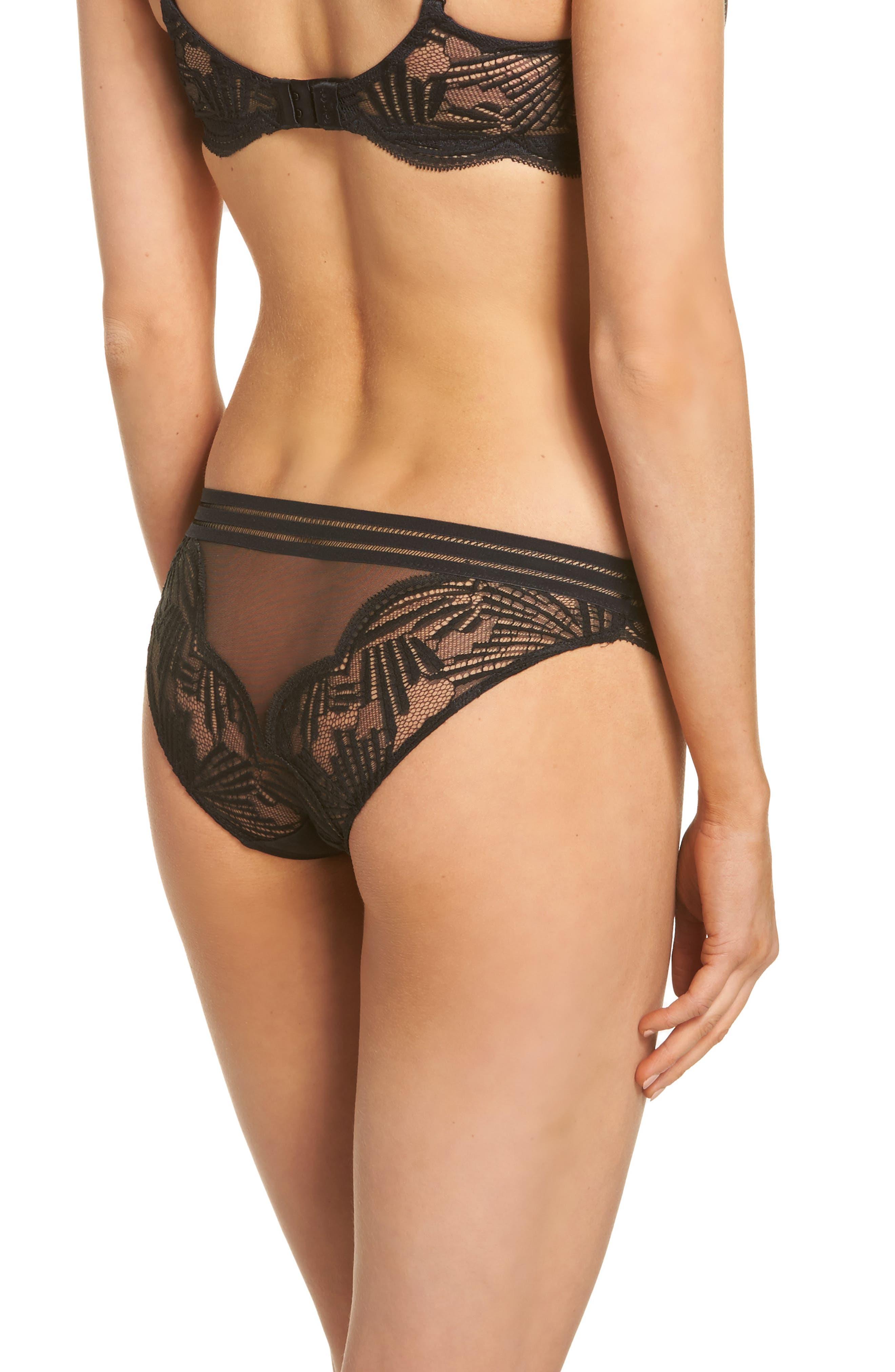 PF Slipcover Bikini,                             Alternate thumbnail 3, color,
