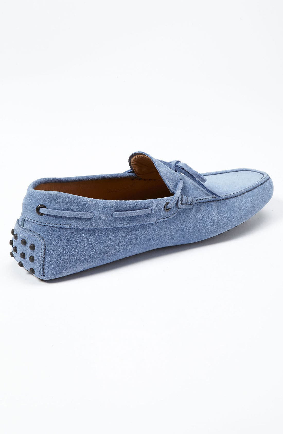 Gommini Tie Front Driving Moccasin,                             Alternate thumbnail 55, color,