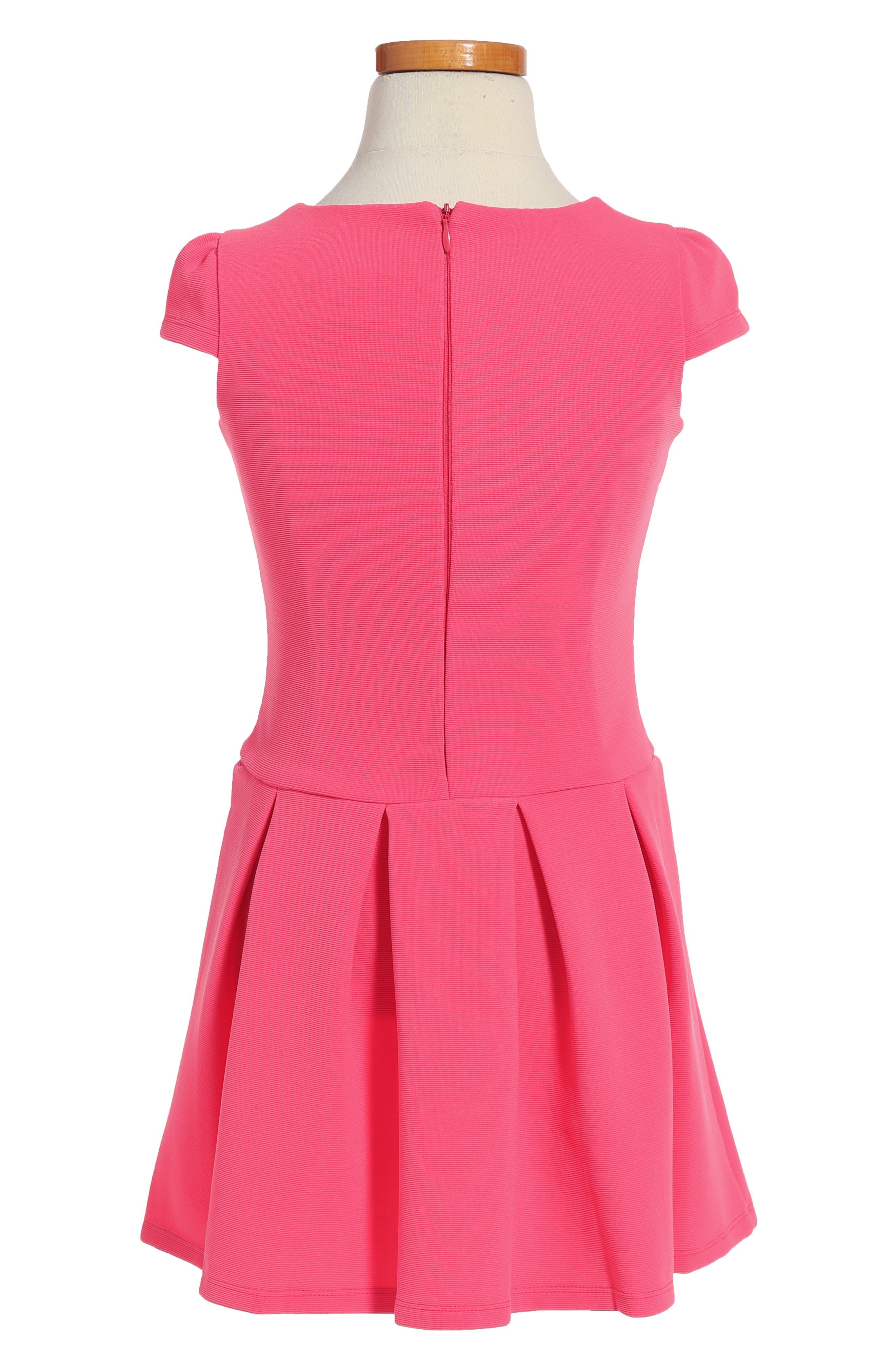 Drop Waist Dress,                             Alternate thumbnail 2, color,                             650