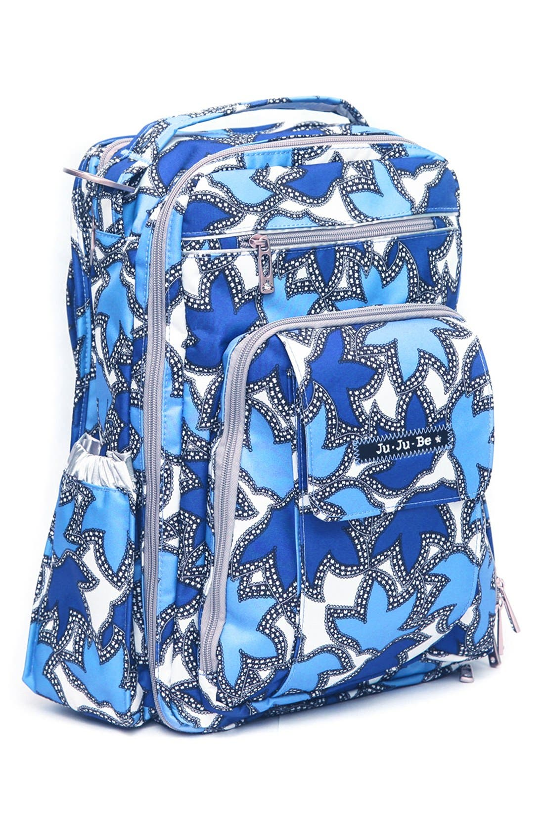 'Be Right Back' Diaper Backpack,                             Alternate thumbnail 45, color,