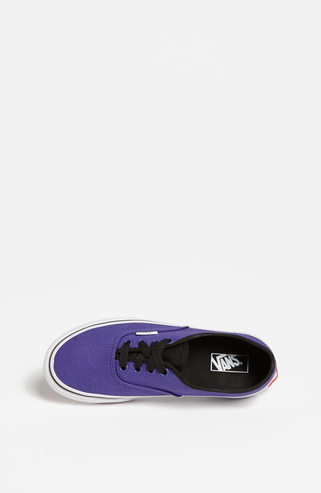 'Authentic' Sneaker,                             Alternate thumbnail 35, color,