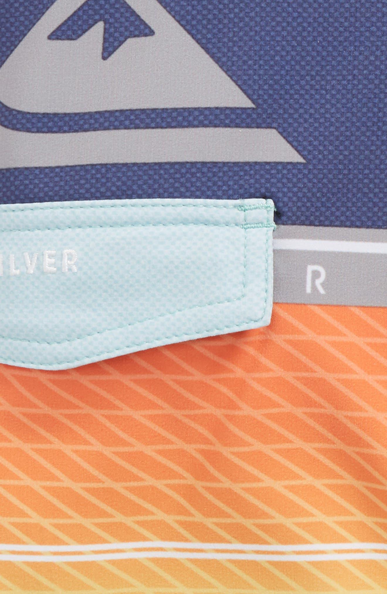Highline Slab Board Shorts,                             Alternate thumbnail 2, color,                             416