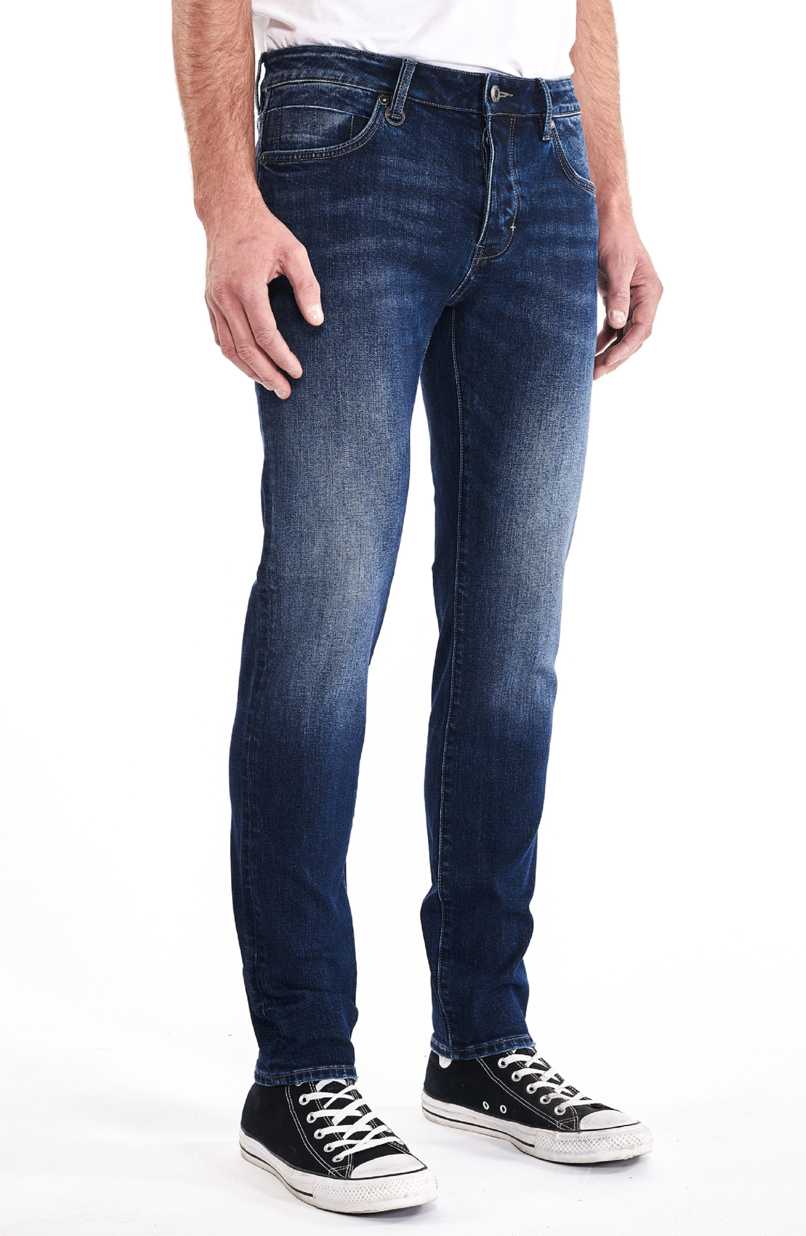 Lou Skinny Fit Jeans,                             Alternate thumbnail 3, color,                             406