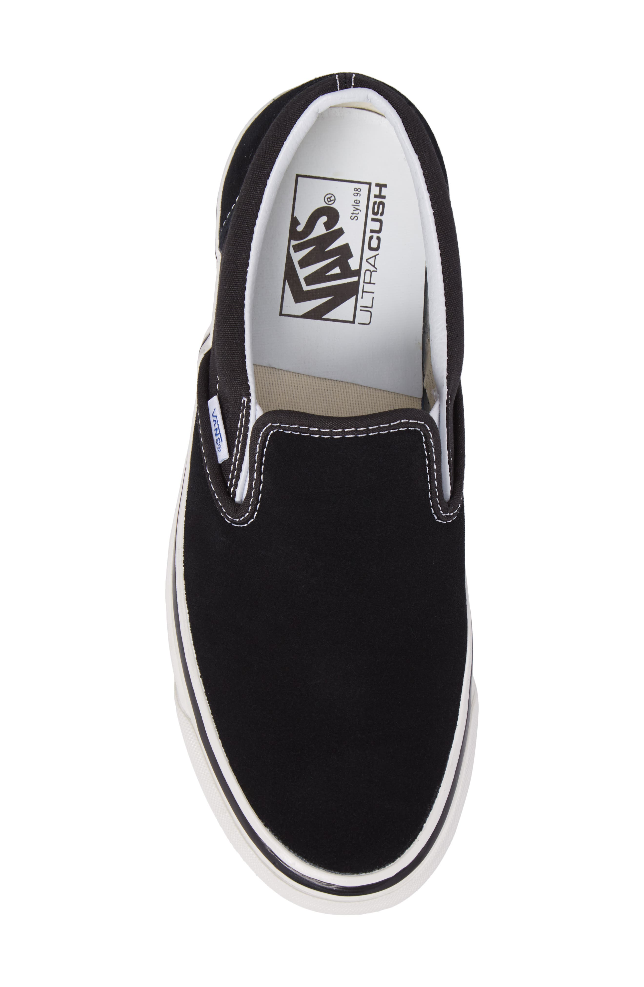 Classic Slip-On,                             Alternate thumbnail 5, color,                             001