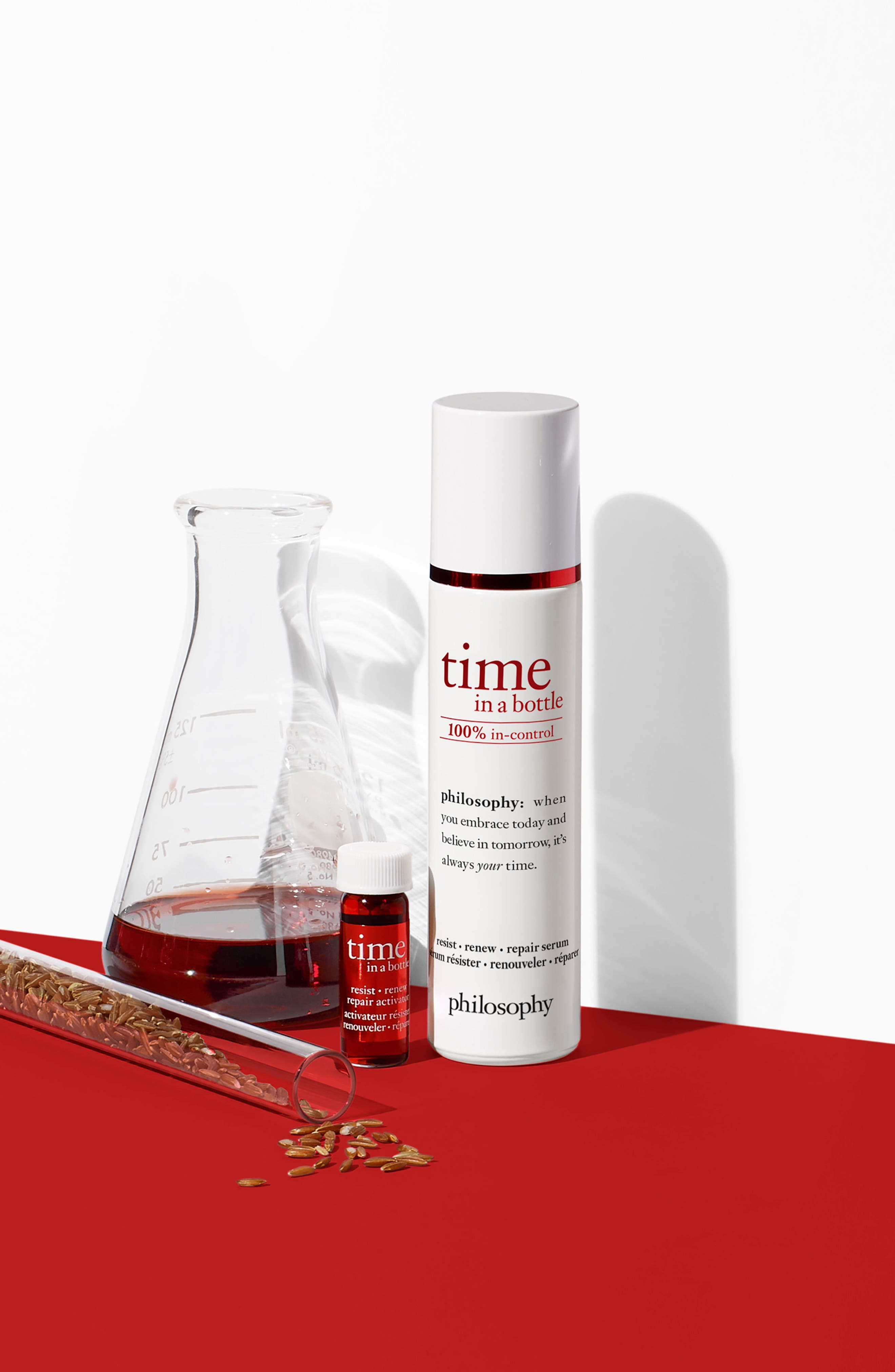 time in a bottle face serum,                             Alternate thumbnail 3, color,                             NO COLOR