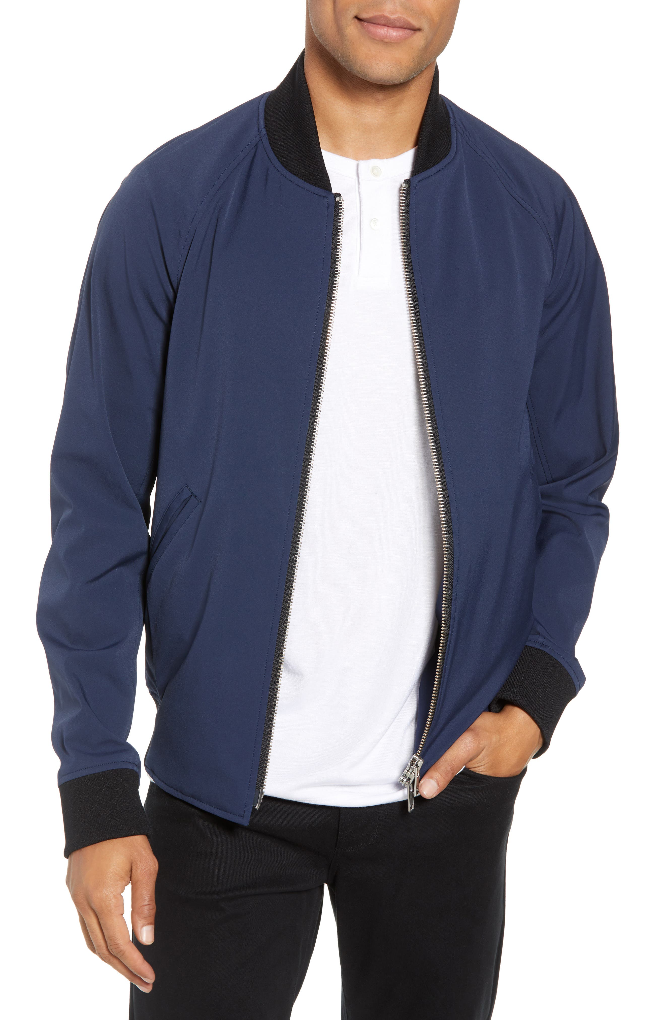 Furg HL Neoteric Bomber Jacket,                         Main,                         color, VICTORY