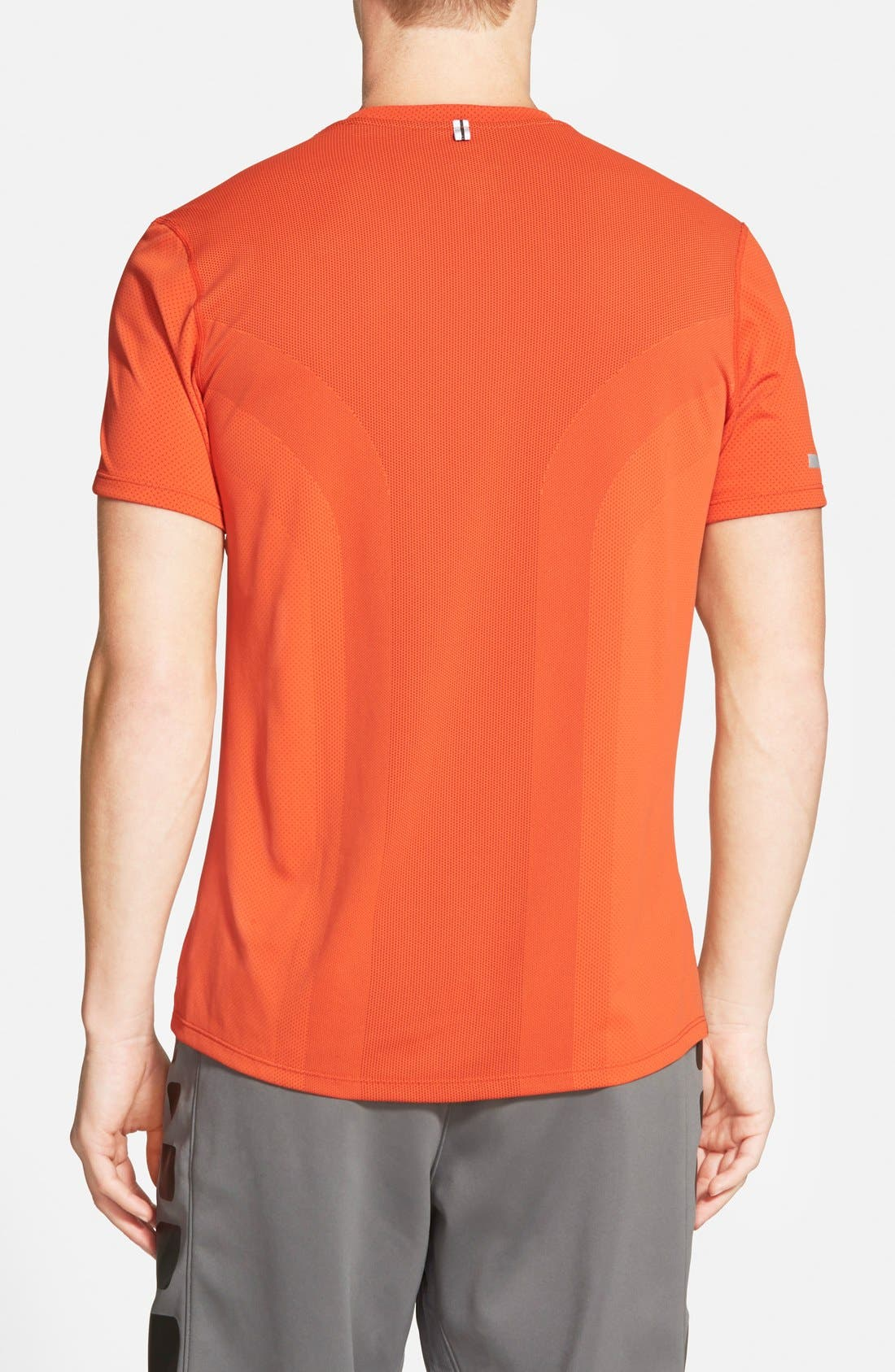 'Contour' Mesh Dri-FIT Running T-Shirt,                             Alternate thumbnail 14, color,