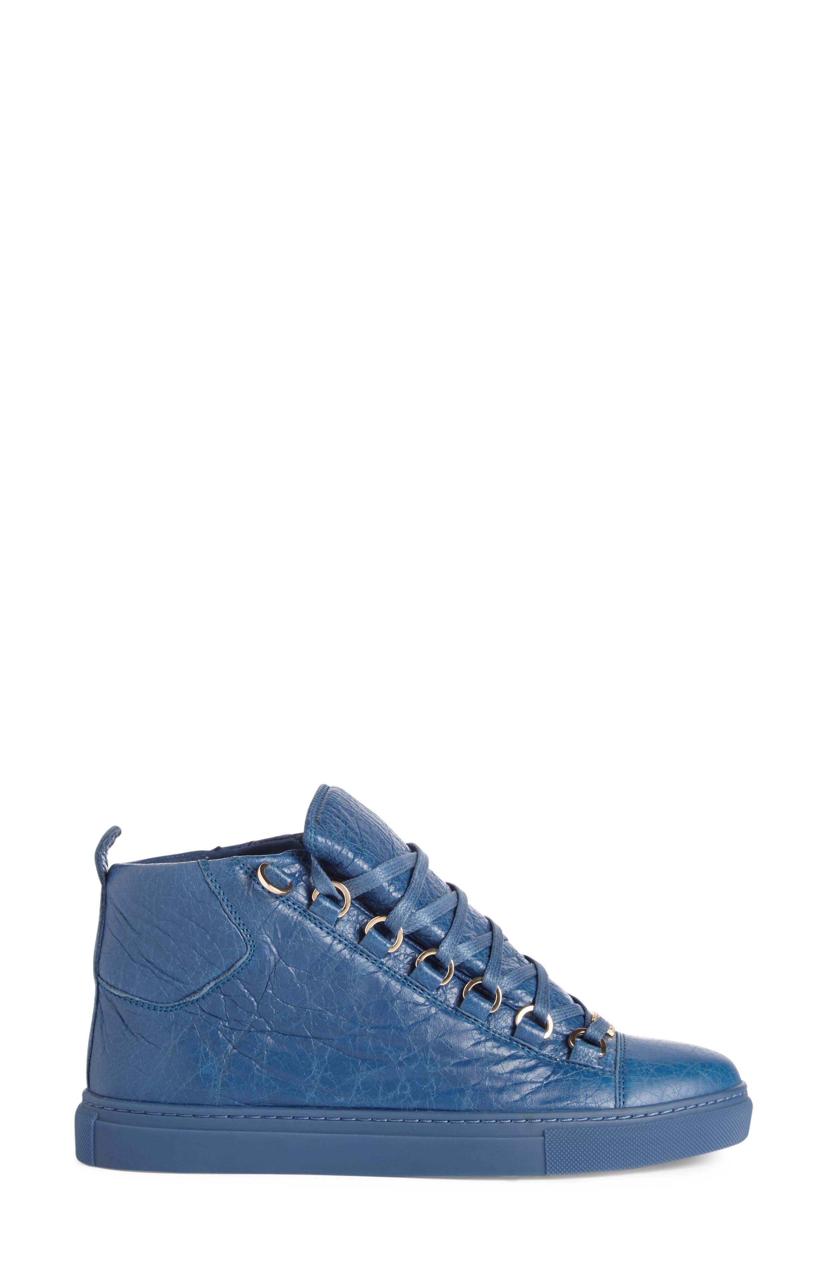 High Top Sneaker,                             Alternate thumbnail 20, color,