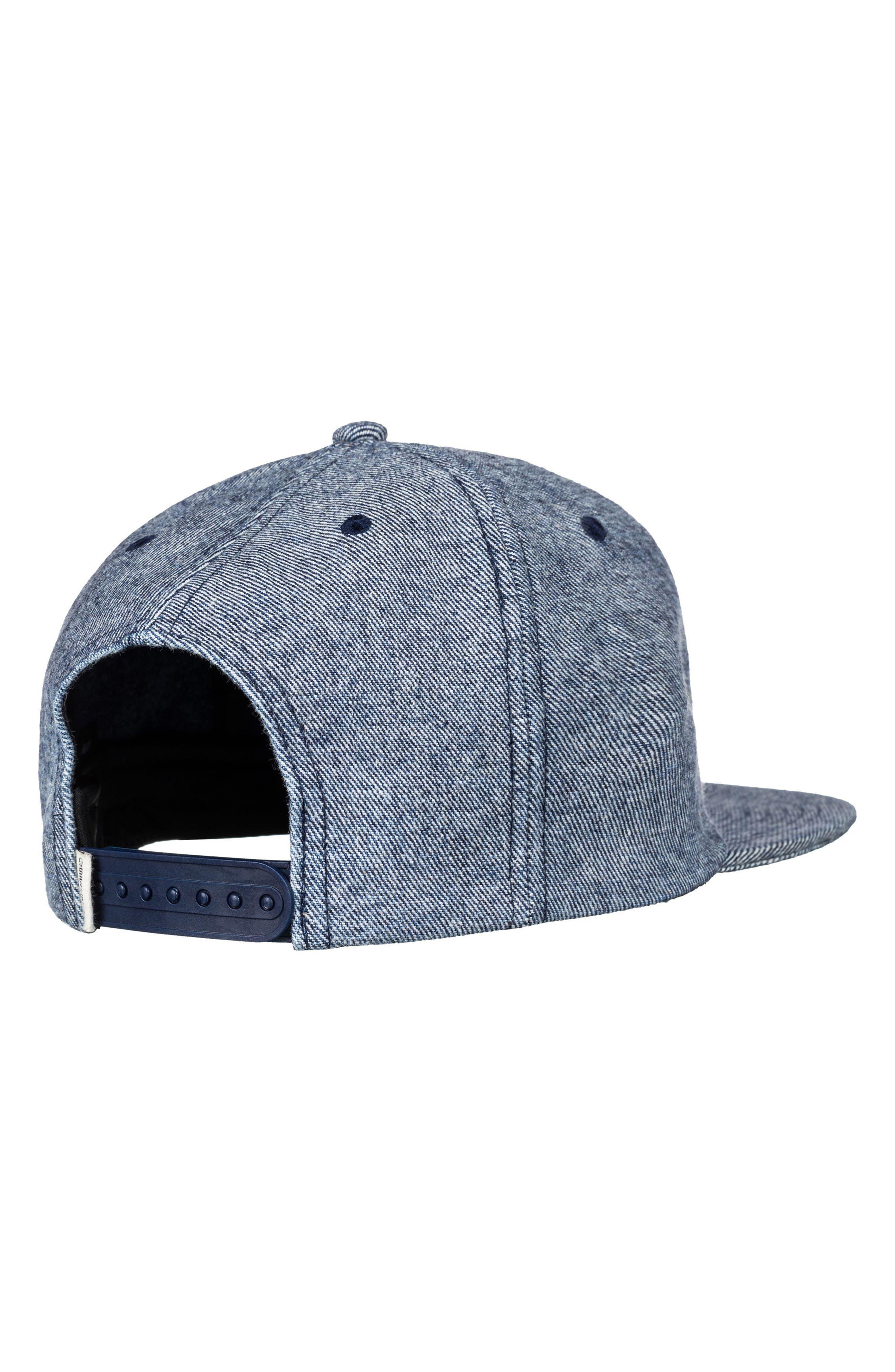 Pinchfield Snapback Baseball Cap,                             Alternate thumbnail 2, color,                             427