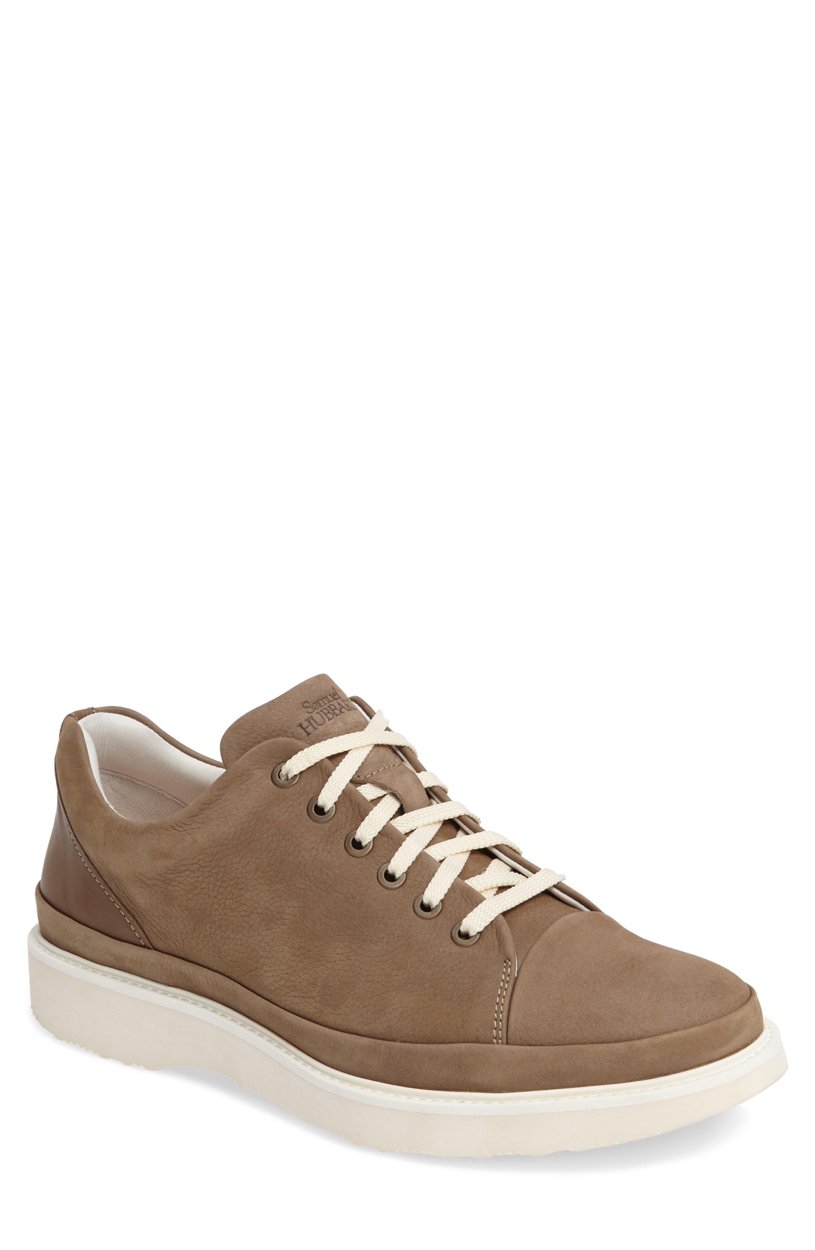 Men's Samuel Hubbard Sneaker, Size 8 M - Beige