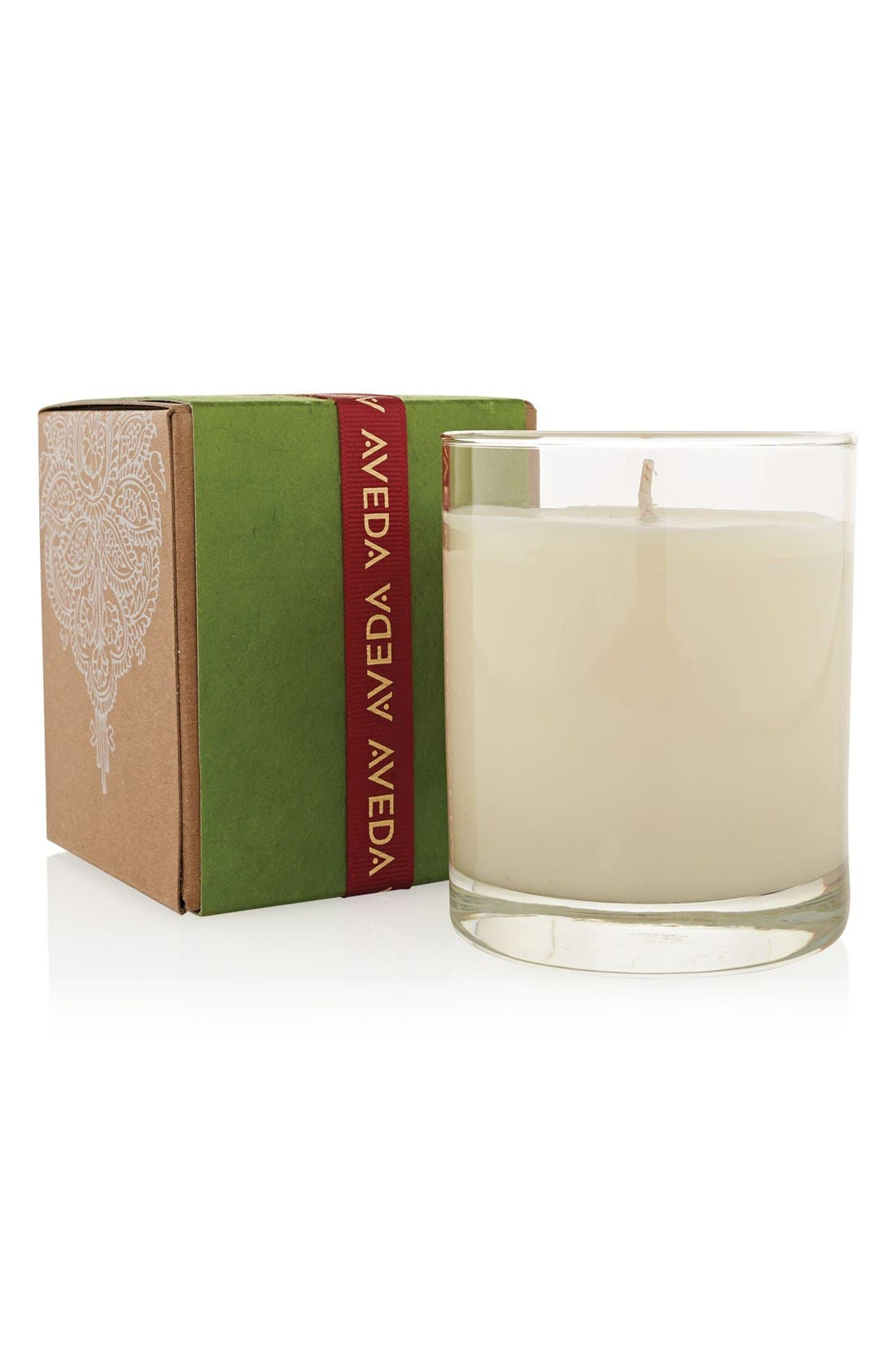 'A Gift of Comfort & Light' Candle, Main, color, 000