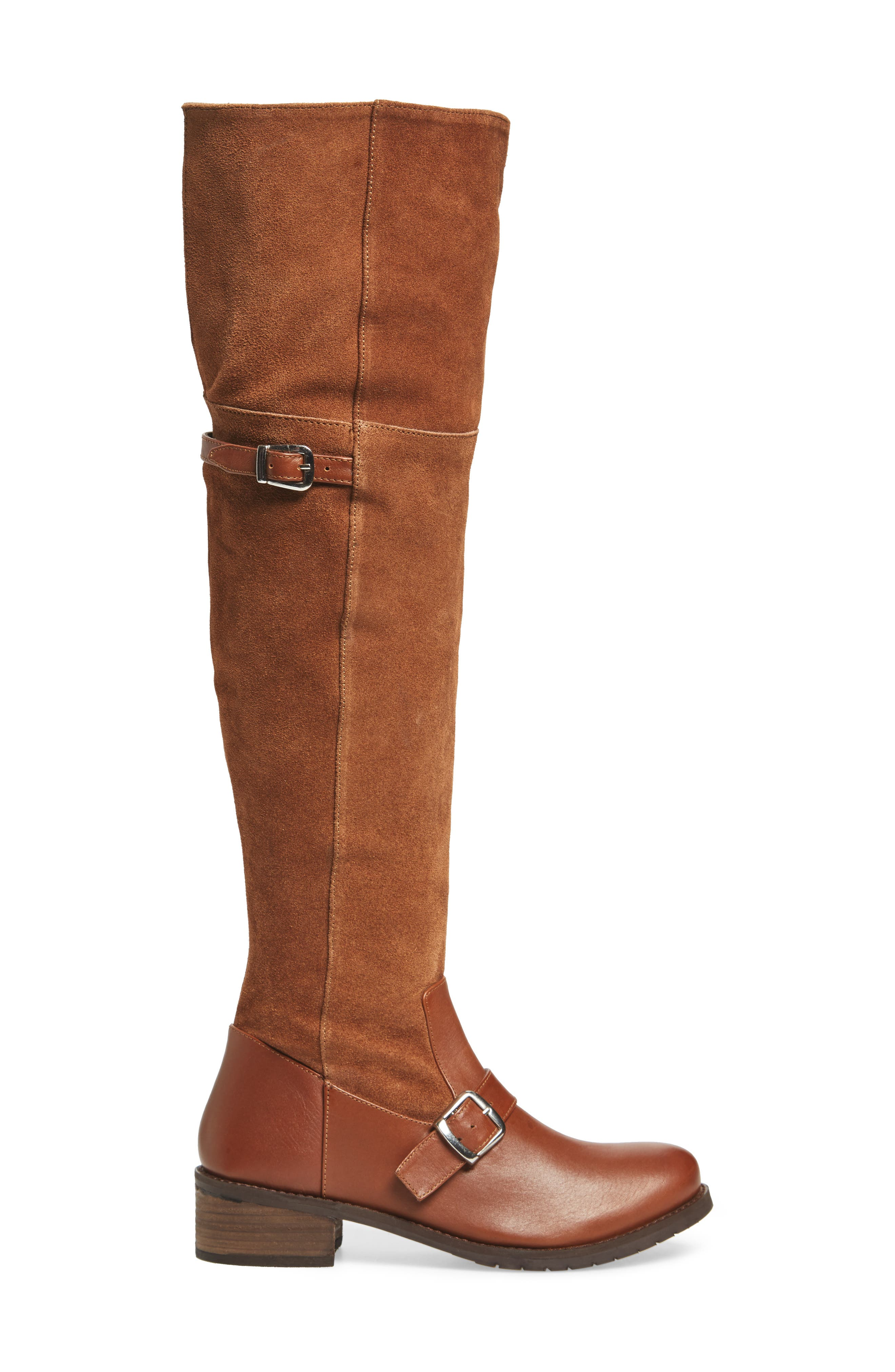 Lola Over the Knee Boot,                             Alternate thumbnail 11, color,