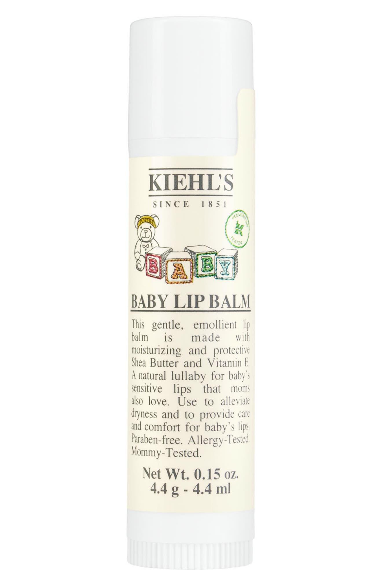 Baby Lip Balm,                         Main,                         color, NO COLOR