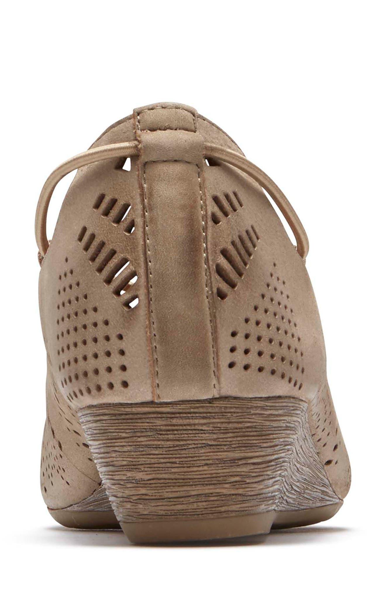 Janna Cross Strap Wedge Sandal,                             Alternate thumbnail 34, color,