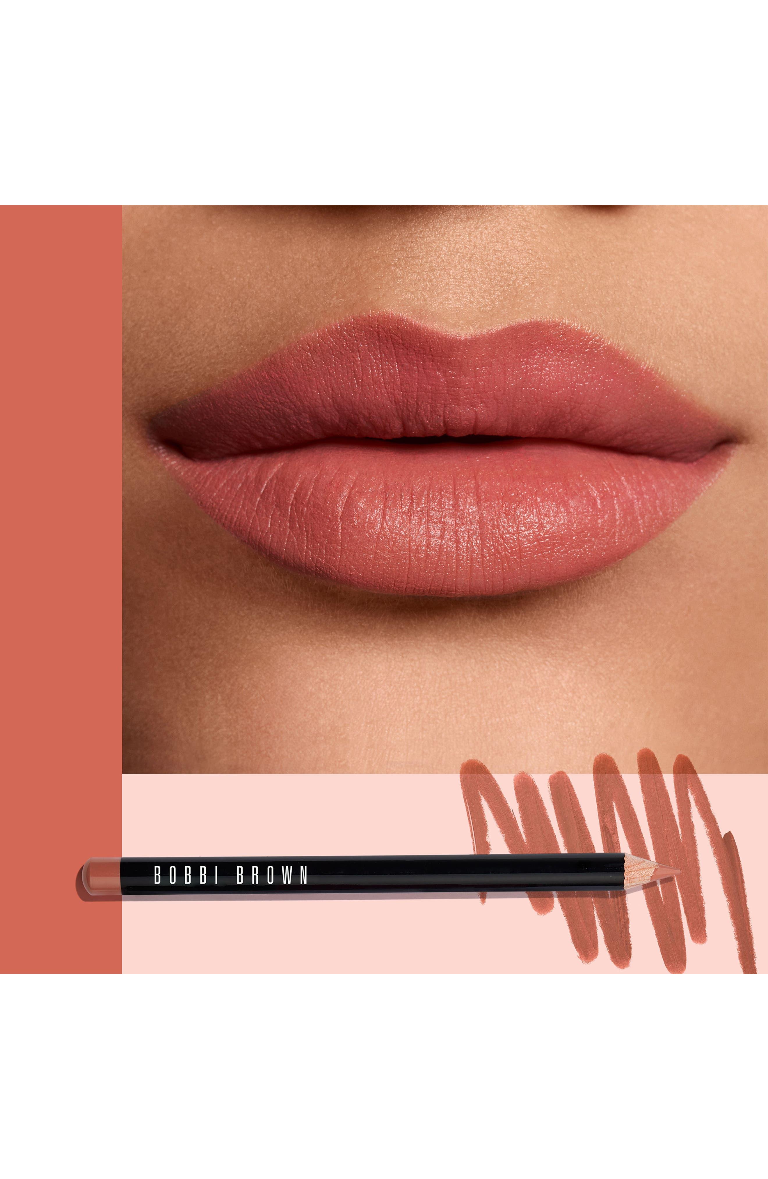 Nude Lip Color Trio,                             Alternate thumbnail 4, color,