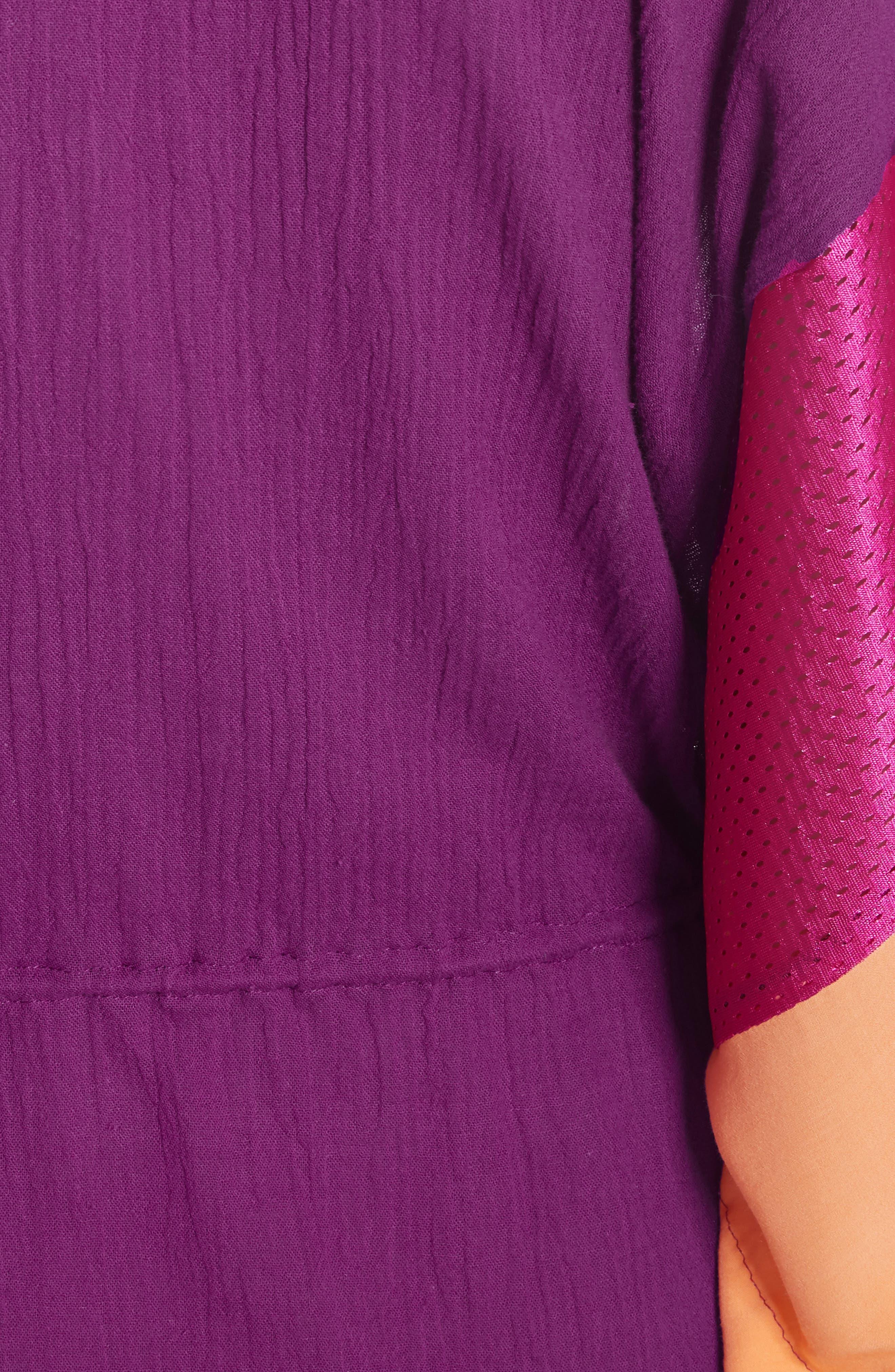 Sun Dance Caftan Dress,                             Alternate thumbnail 6, color,                             650