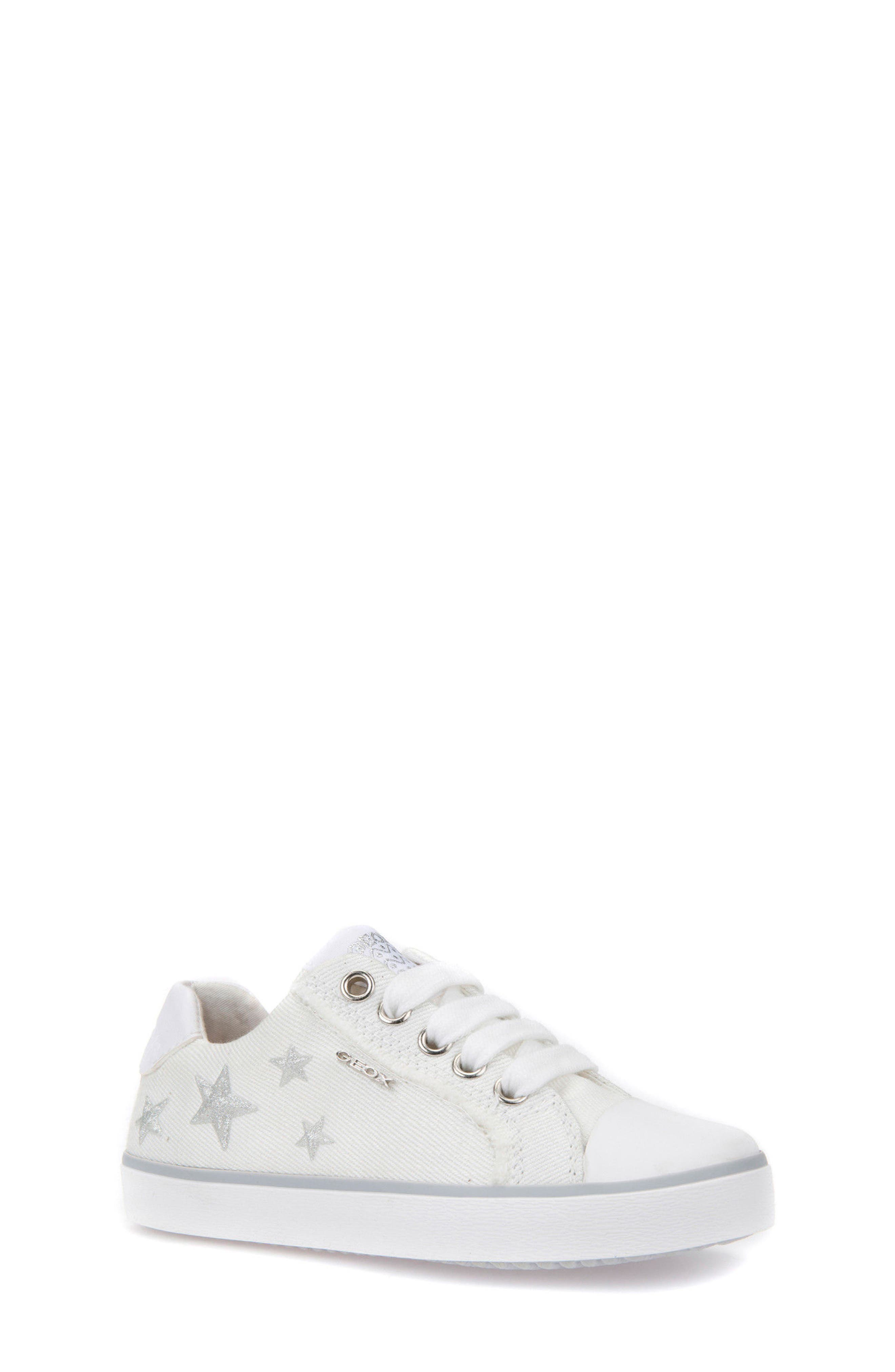 Kilwi Low Top Sneaker,                             Main thumbnail 1, color,                             WHITE