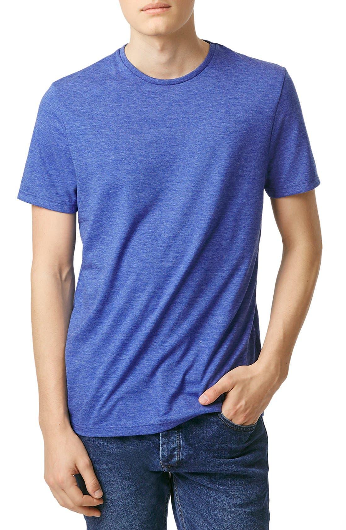 Slim Fit Crewneck T-Shirt,                             Main thumbnail 71, color,