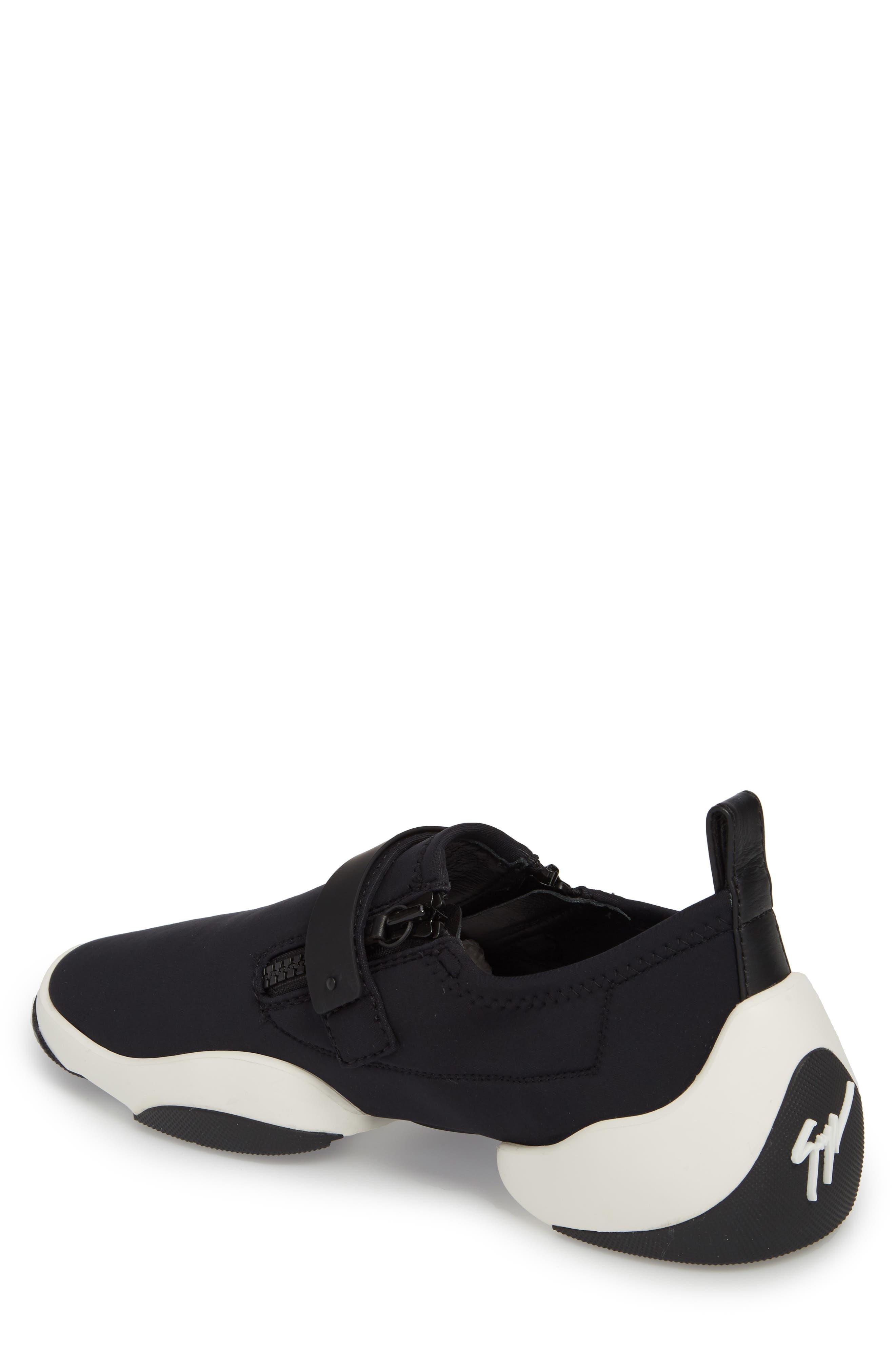 Scuba Strap Sneaker,                             Alternate thumbnail 2, color,                             001