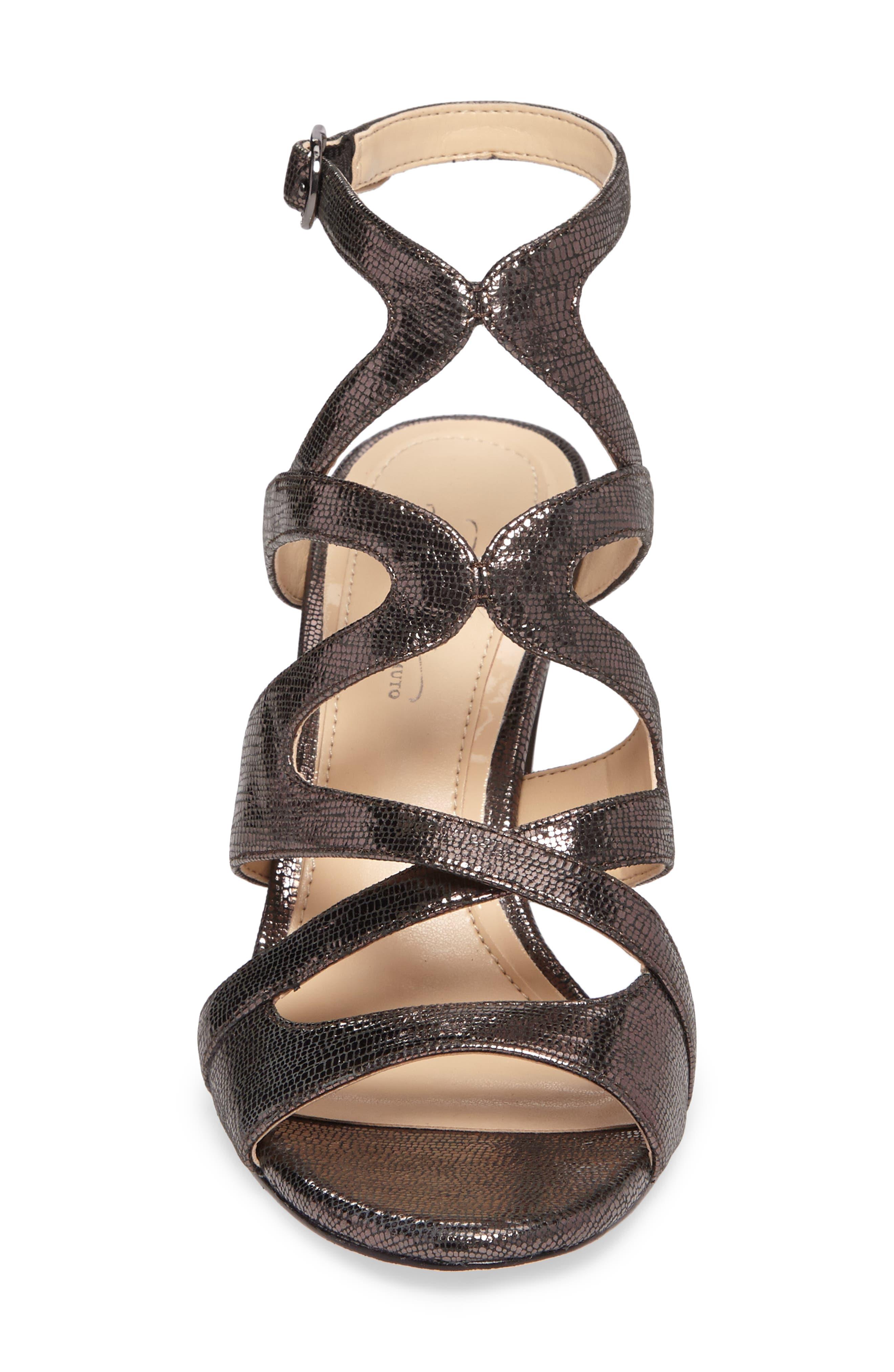 Imagine Vince Camuto Zahira Statement Heel Sandal,                             Alternate thumbnail 7, color,
