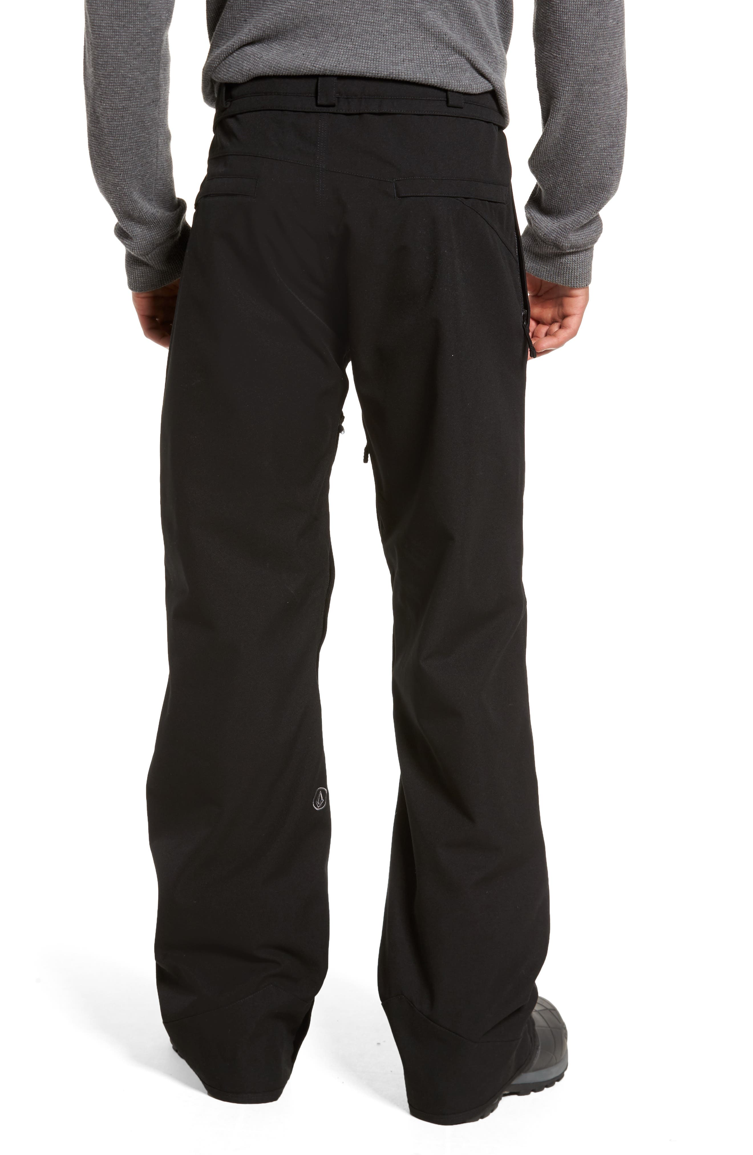 Weatherproof Snow Chino Pants,                             Alternate thumbnail 2, color,                             001