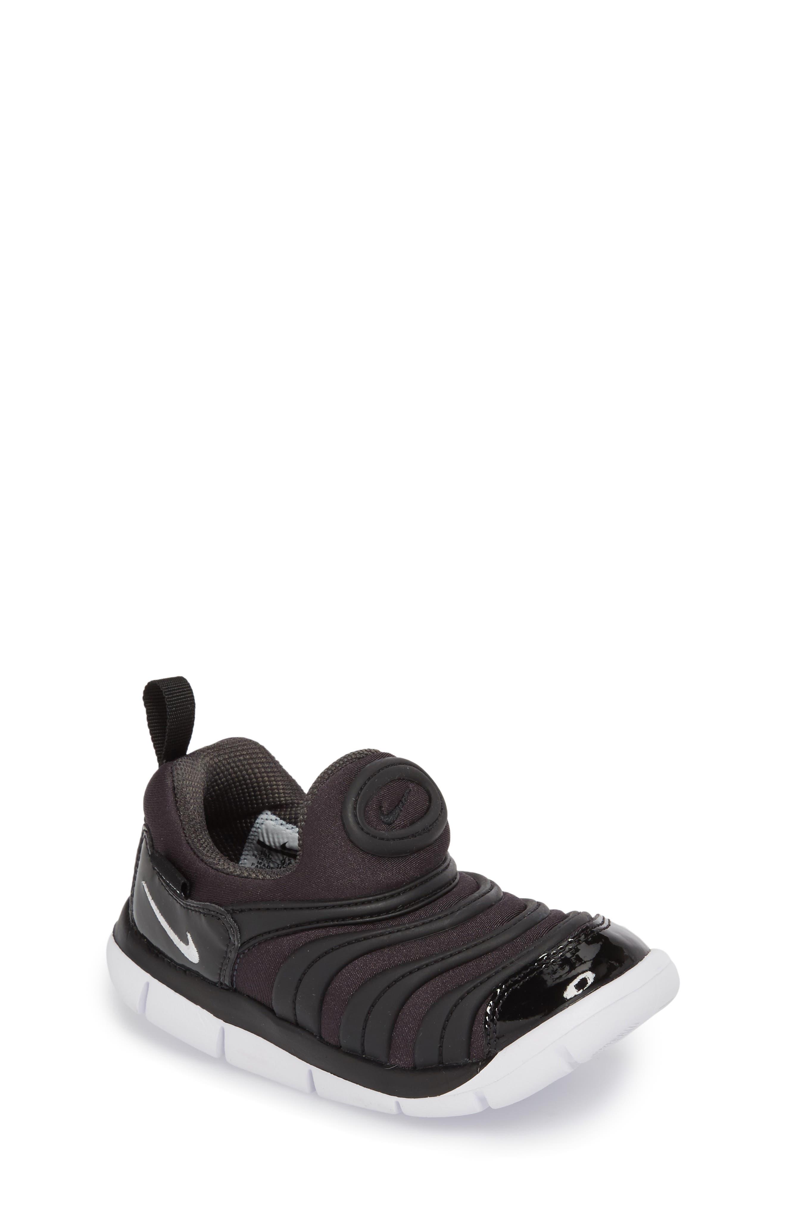 Dynamo Free Sneaker,                         Main,                         color, ANTHRACITE/ WHITE/ BLACK