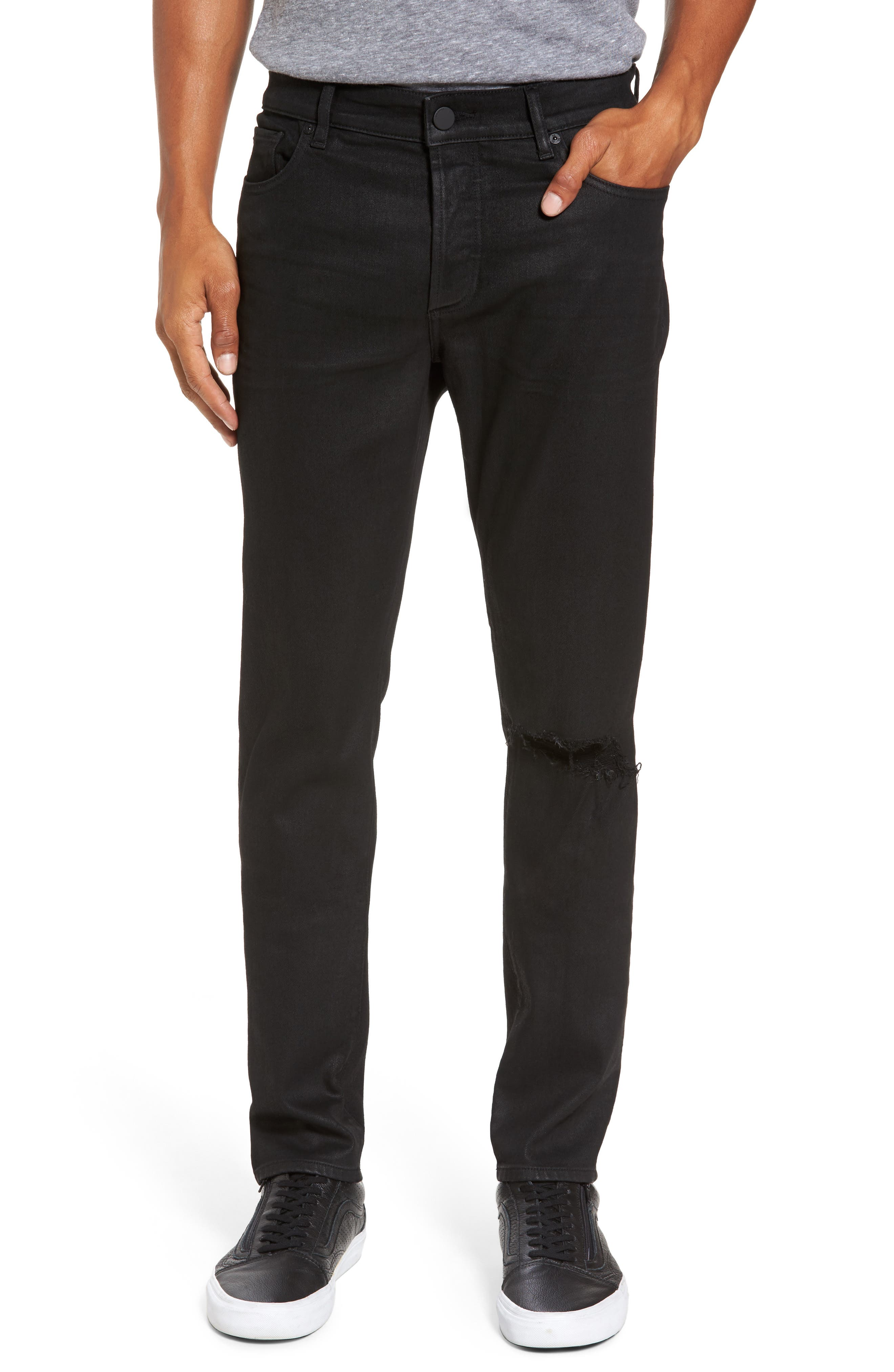Hunter Skinny Jeans,                         Main,                         color, VICE