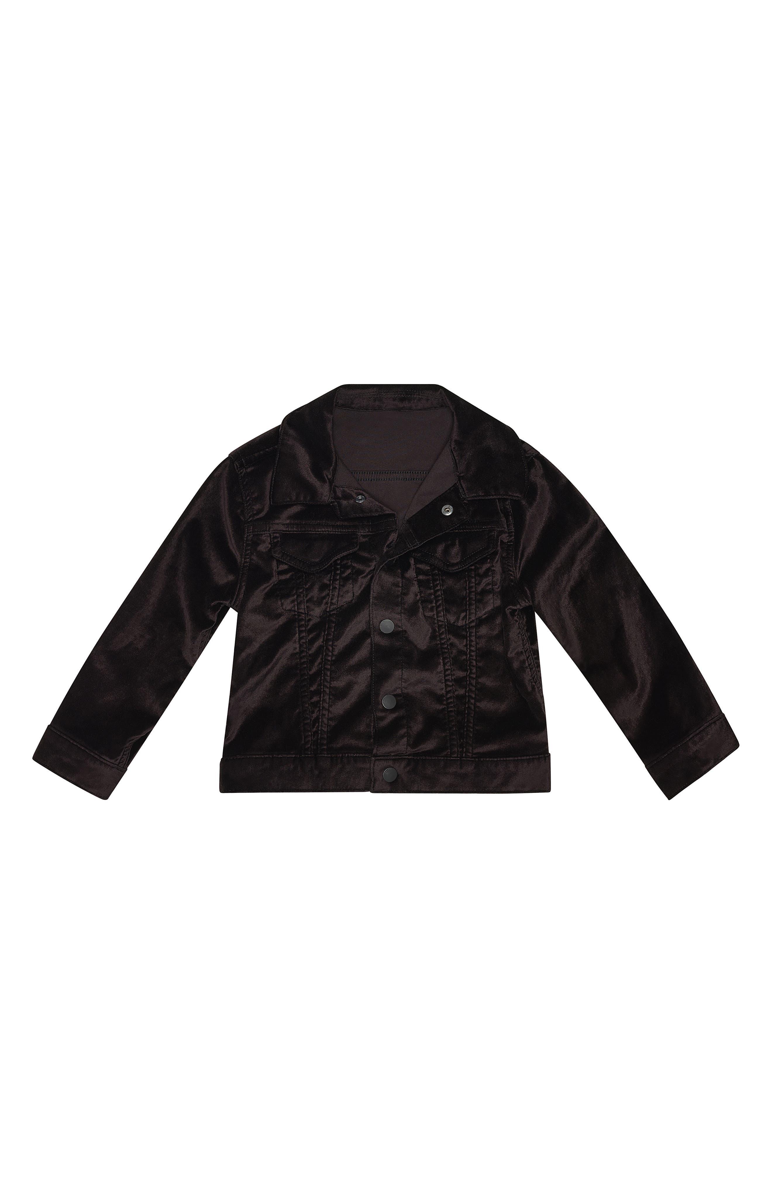 Manning Velvet Jacket,                         Main,                         color, 001