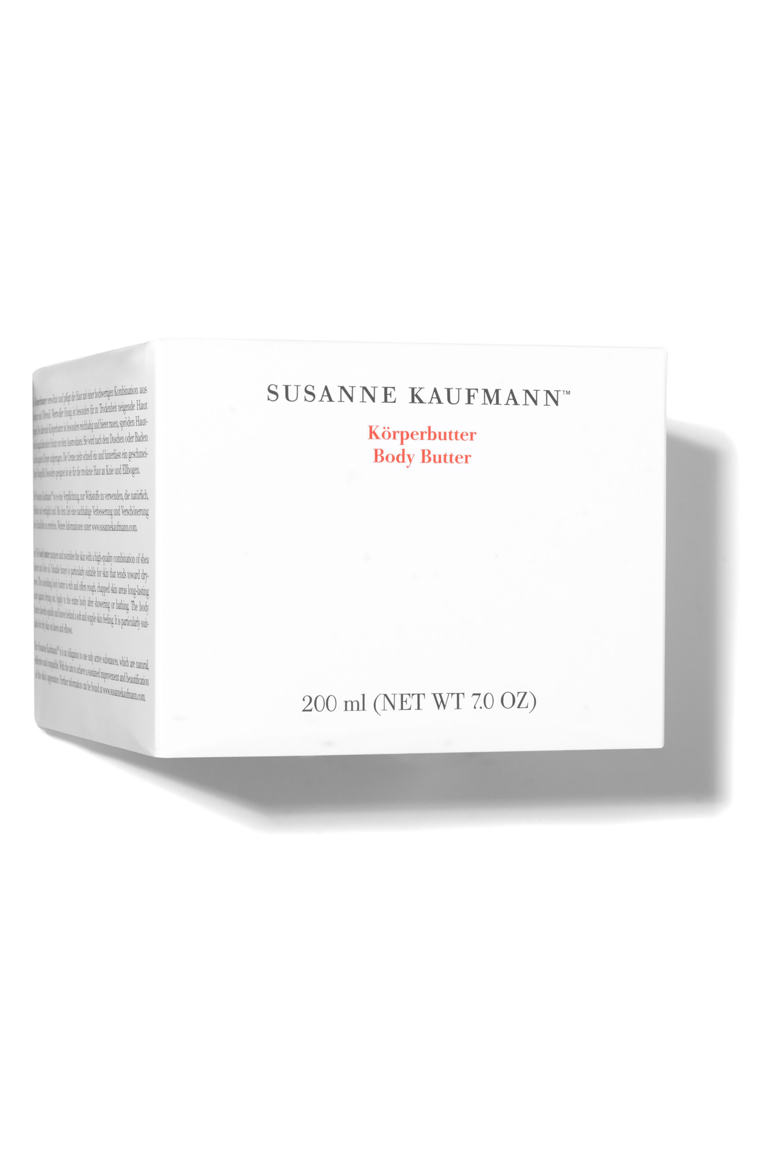 SPACE.NK.apothecary Susanne Kaufmann<sup>™</sup> Body Butter,                             Alternate thumbnail 3, color,                             000