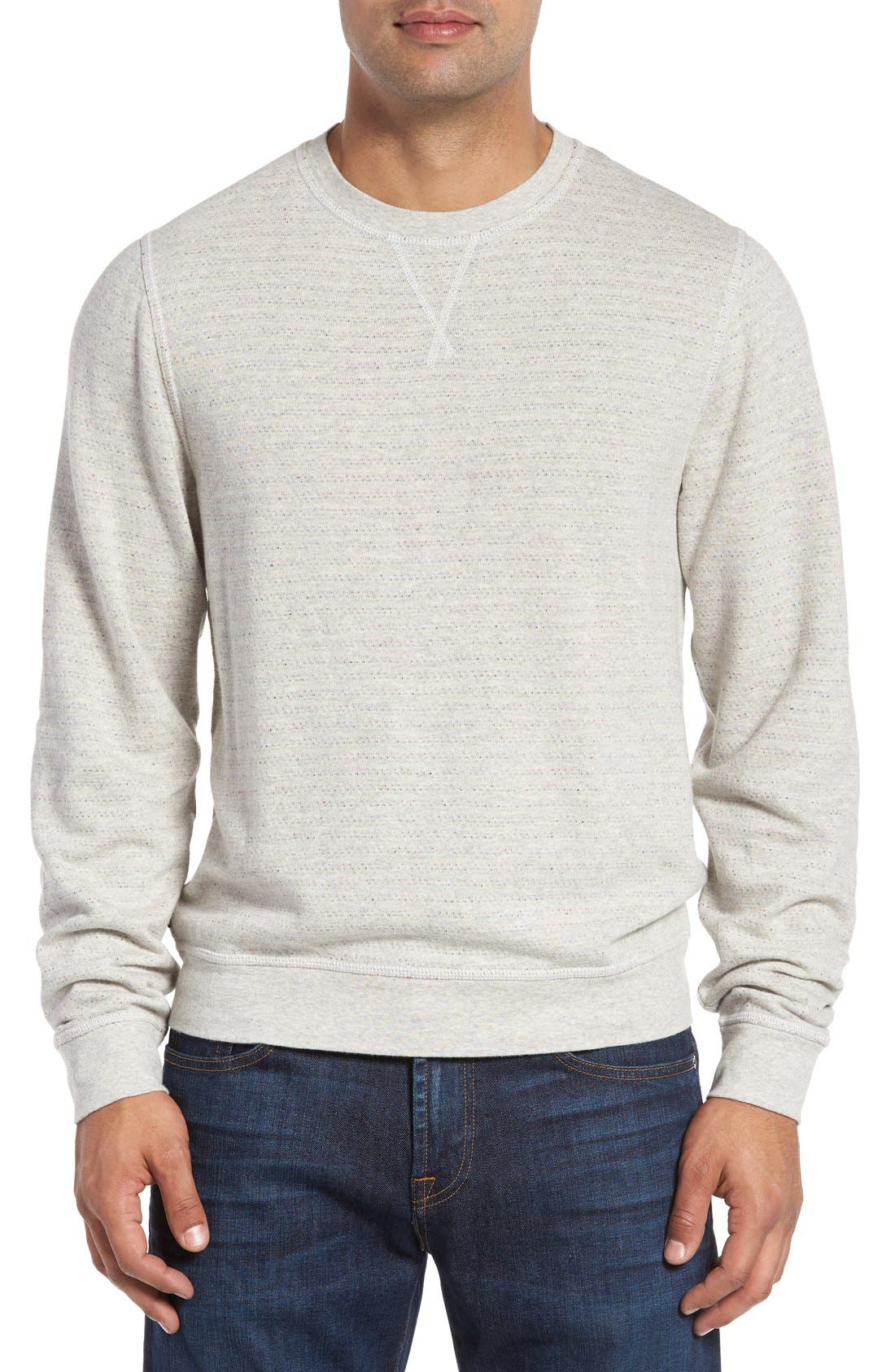 'Gleann' French Terry Crewneck Sweatshirt,                         Main,                         color, 250